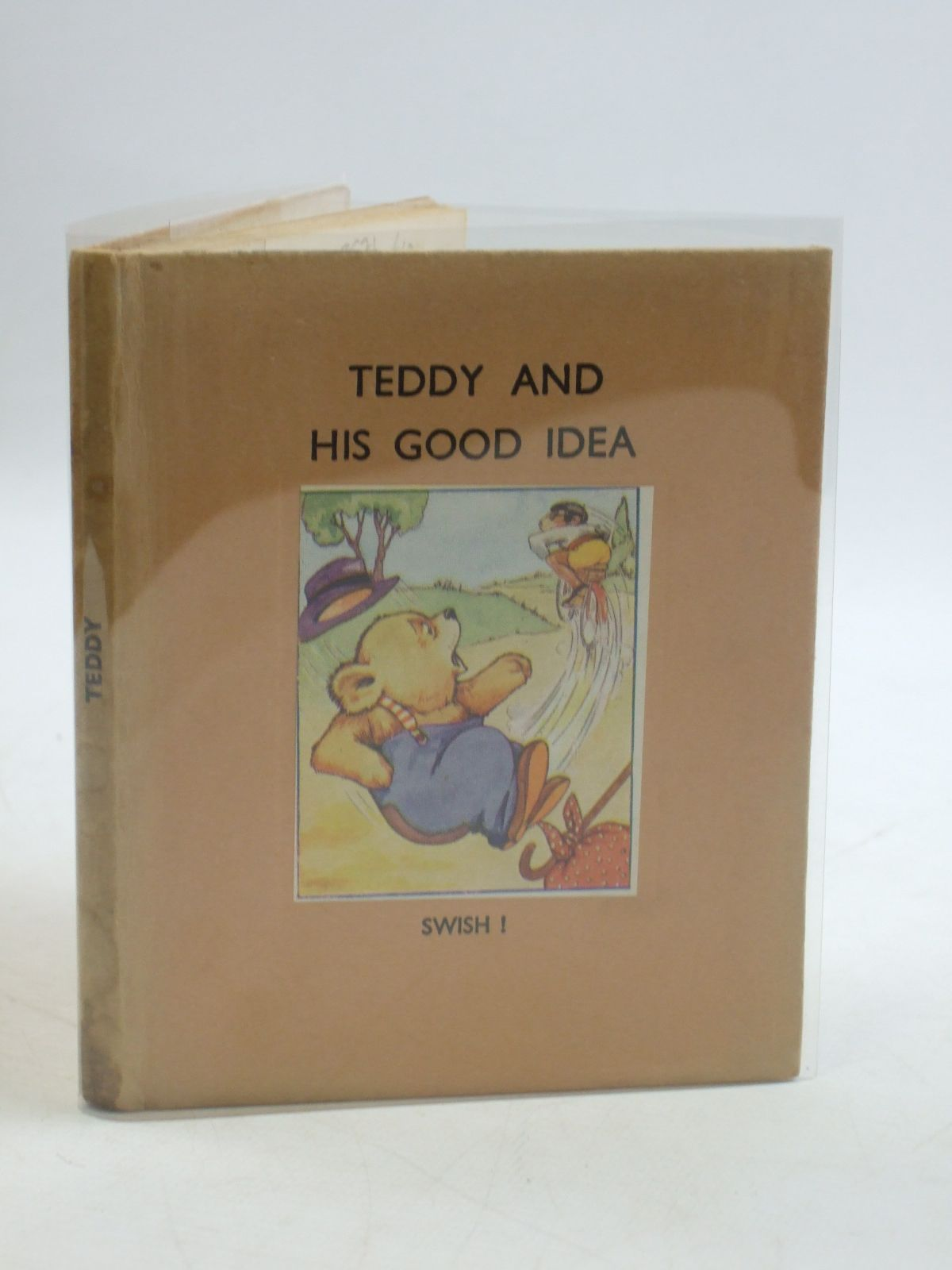 Photo of TEDDY AND HIS GOOD IDEA published by Arandar Books Ltd. (STOCK CODE: 2109571)  for sale by Stella & Rose's Books