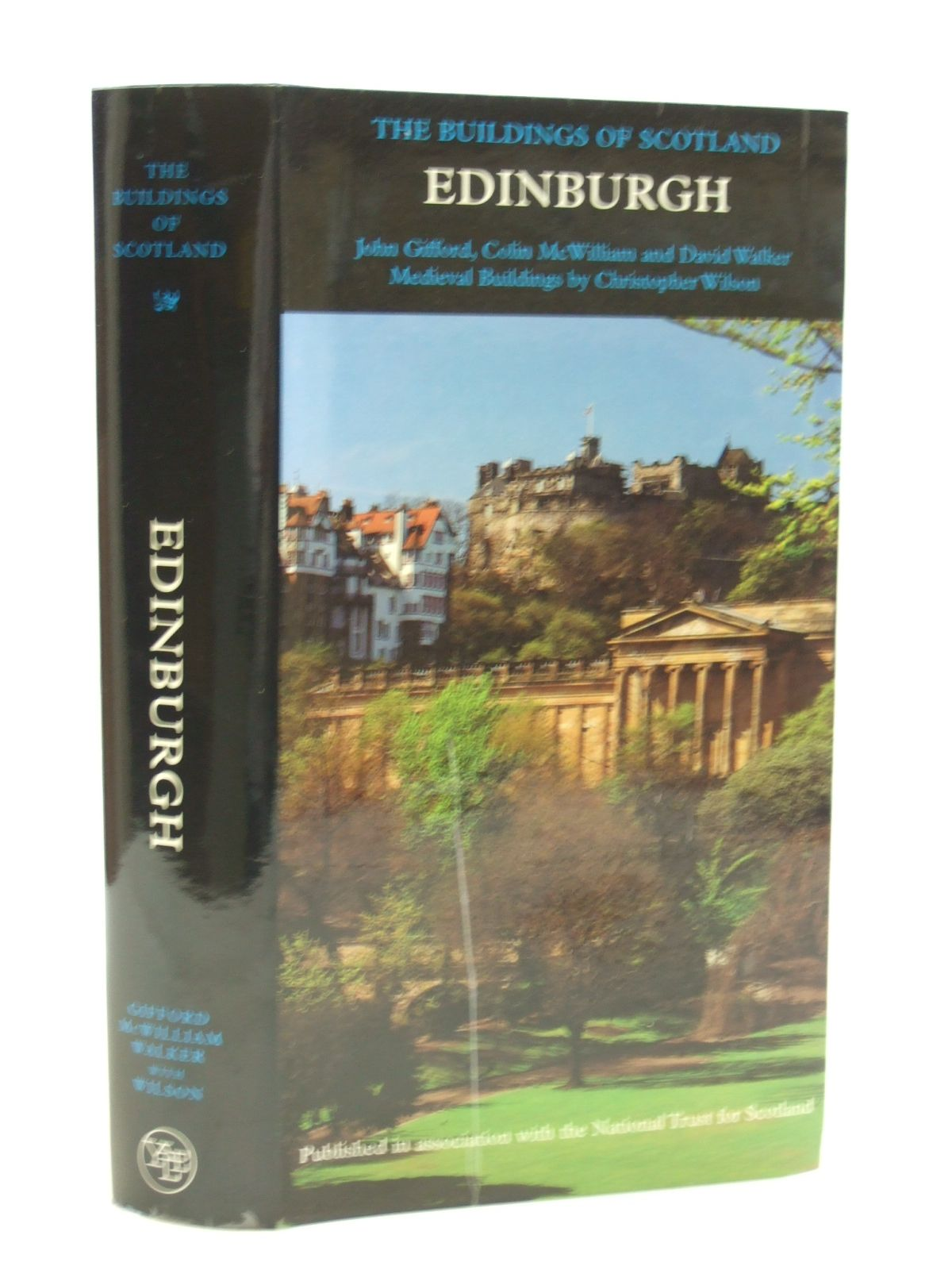 Photo of EDINBURGH (BUILDINGS OF SCOTLAND)