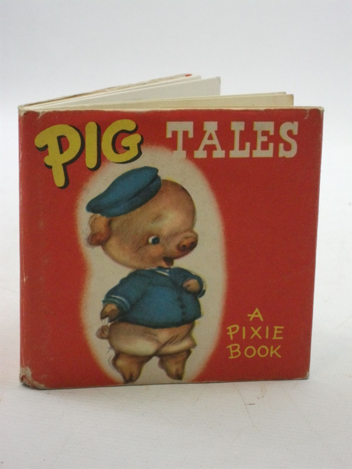 Photo of PIG TALES written by Dixon, Miriam illustrated by Dixon, Miriam published by Collins (STOCK CODE: 2109988)  for sale by Stella & Rose's Books