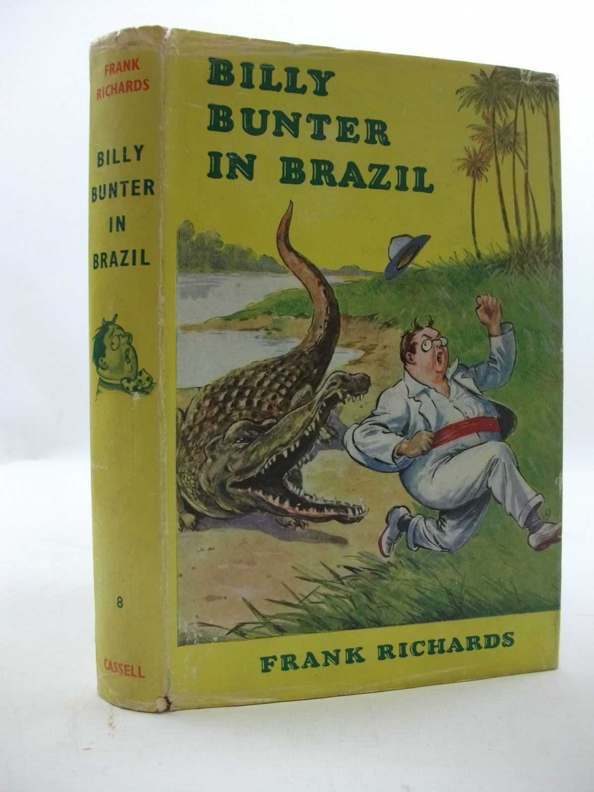 Photo of BILLY BUNTER IN BRAZIL written by Richards, Frank illustrated by Macdonald, R.J. published by Charles Skilton Ltd. (STOCK CODE: 2110035)  for sale by Stella & Rose's Books