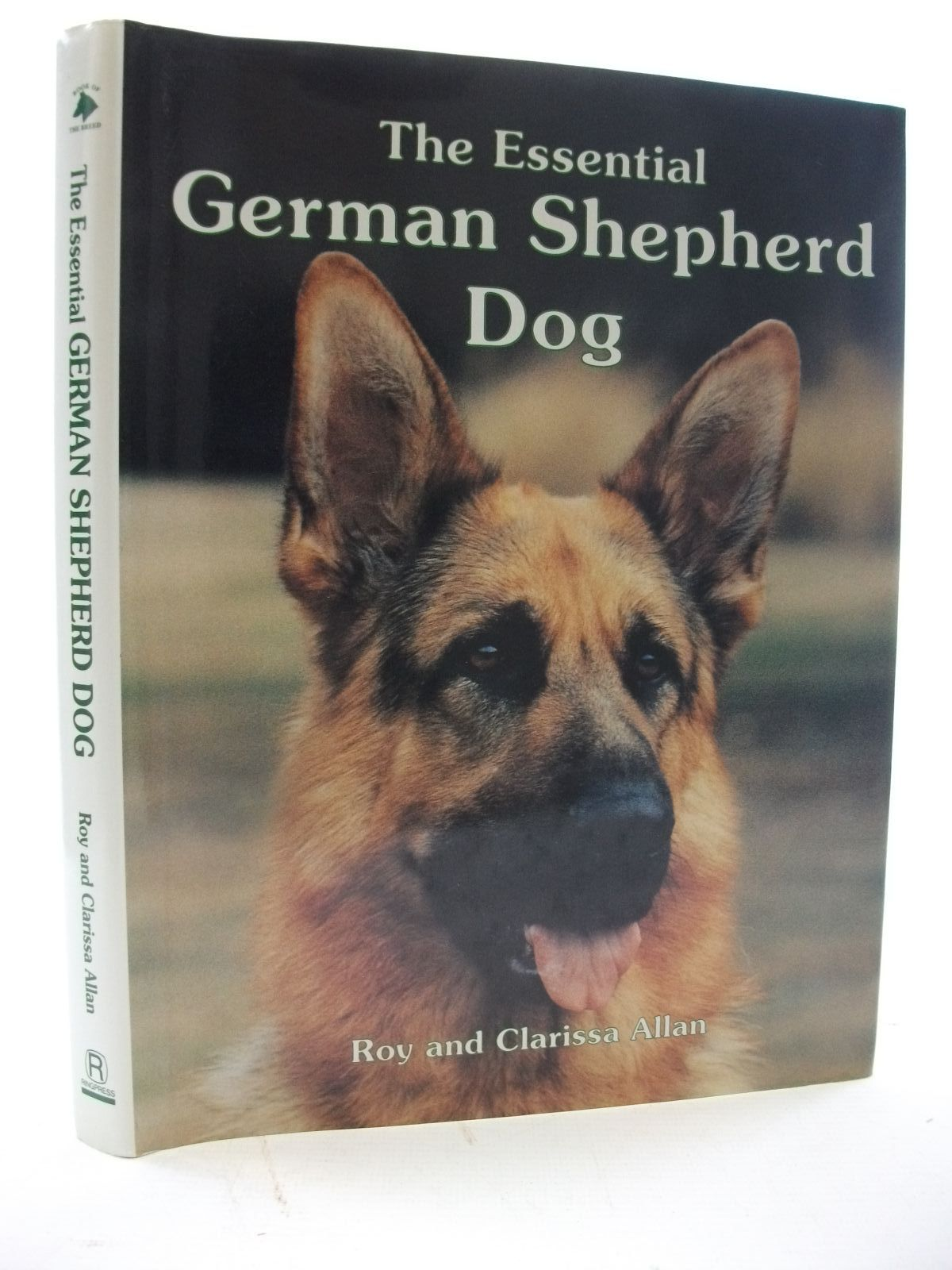 Photo of THE ESSENTIAL GERMAN SHEPHERD DOG written by Allan, Roy<br />Allan, Clarissa published by Ringpress Books (STOCK CODE: 2110040)  for sale by Stella & Rose's Books