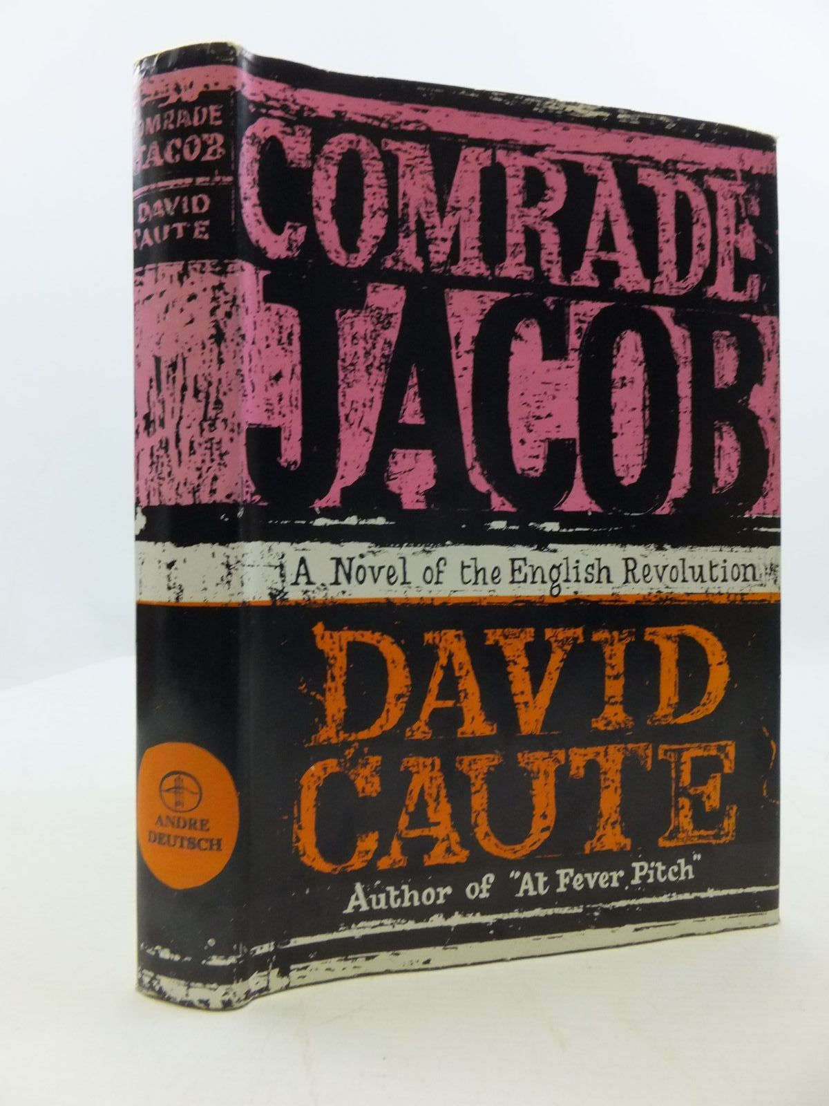 Photo of COMRADE JACOB written by Caute, David published by Andre Deutsch (STOCK CODE: 2110156)  for sale by Stella & Rose's Books