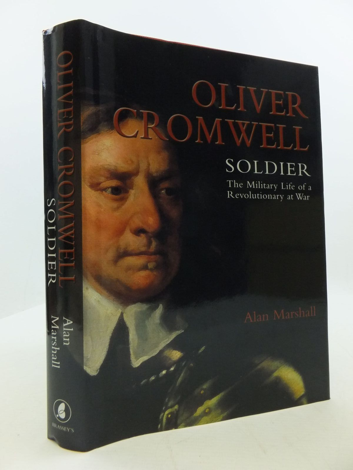 Photo of OLIVER CROMWELL SOLDIER written by Marshall, Alan published by Brassey's (STOCK CODE: 2110158)  for sale by Stella & Rose's Books