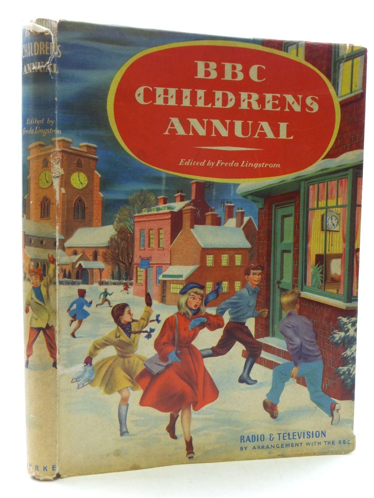 Photo of BBC CHILDREN'S ANNUAL 1955