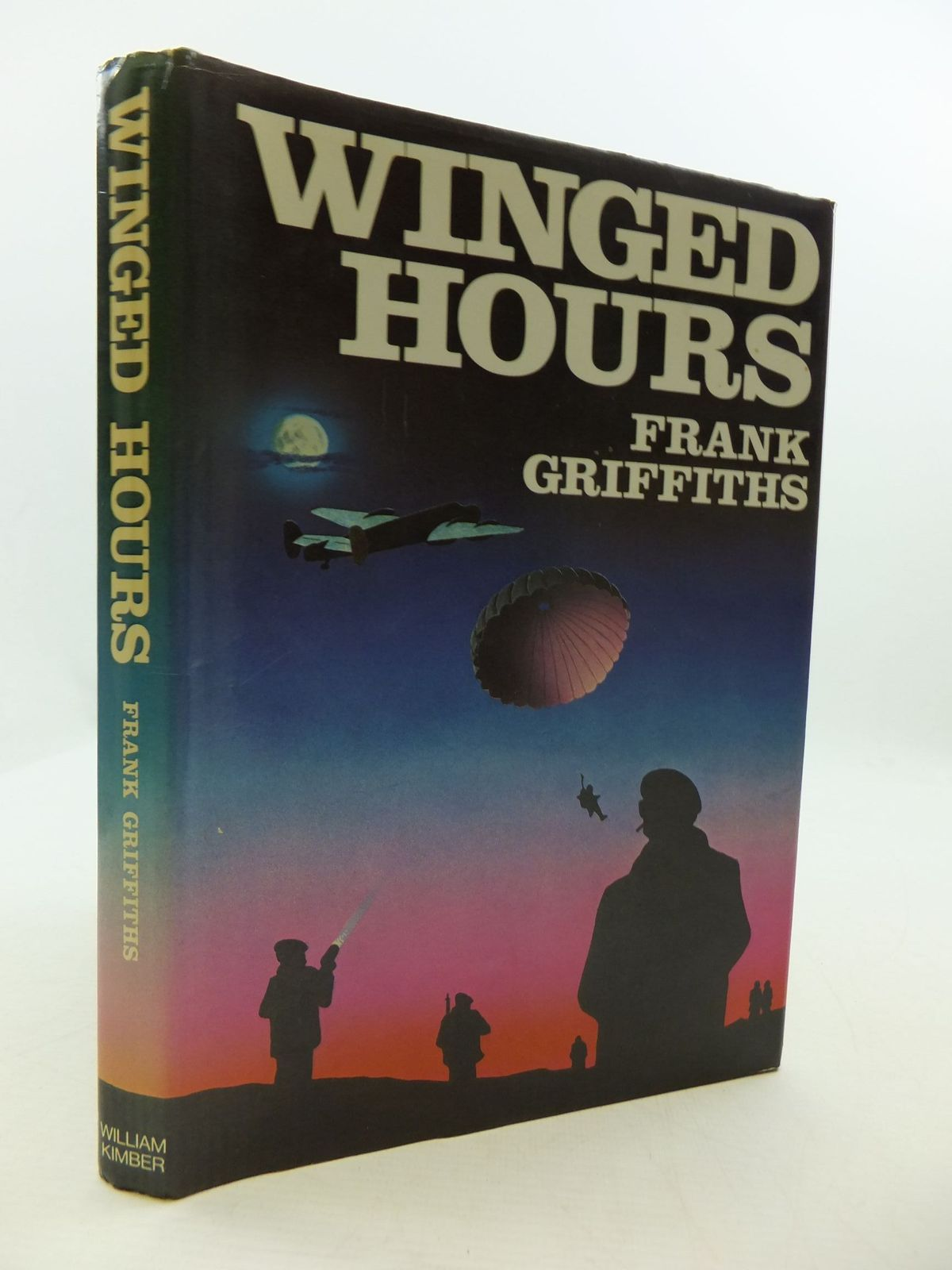 Photo of WINGED HOURS written by Griffiths, Frank published by William Kimber (STOCK CODE: 2110451)  for sale by Stella & Rose's Books