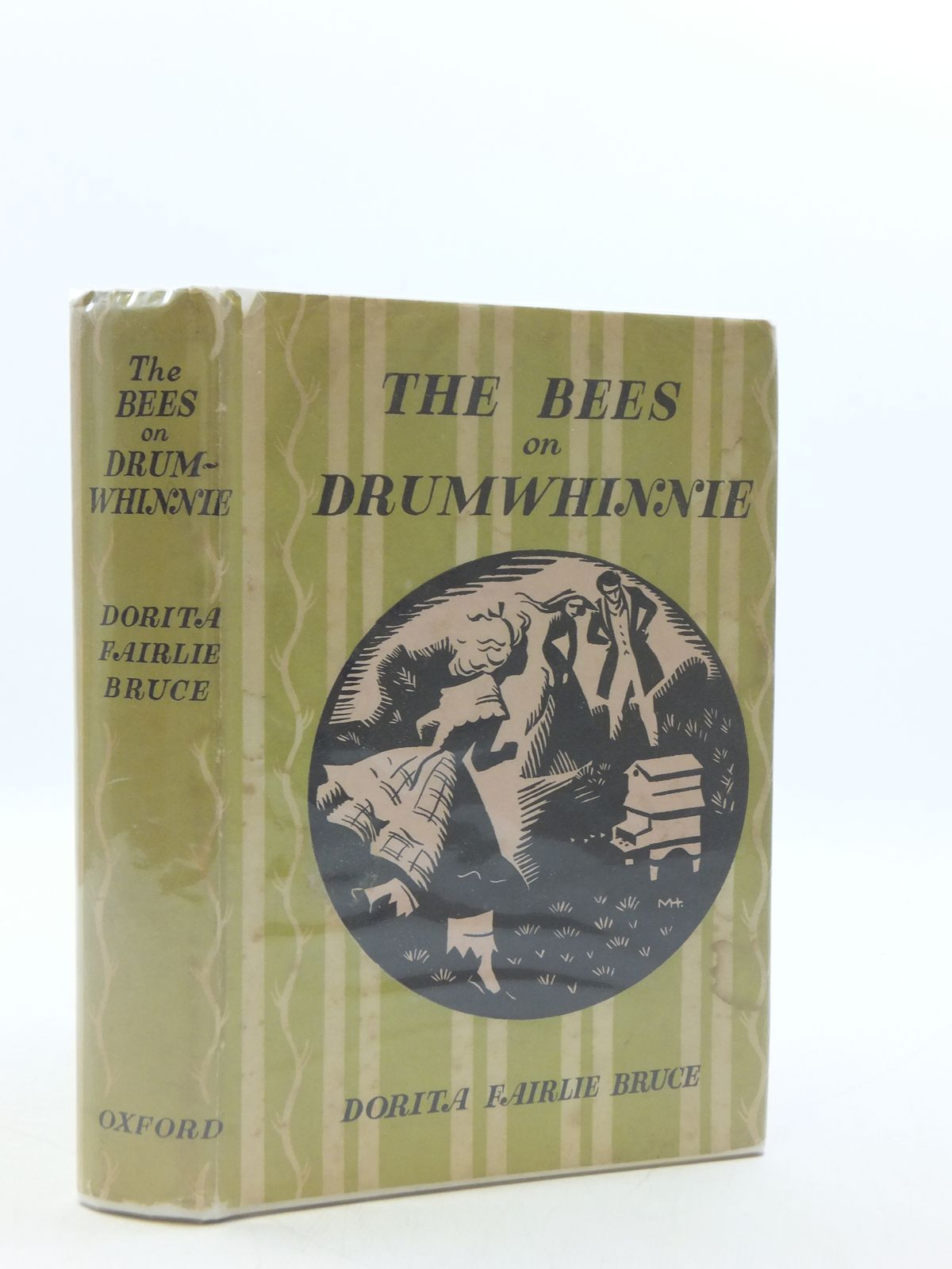 Photo of THE BEES ON DRUMWHINNIE