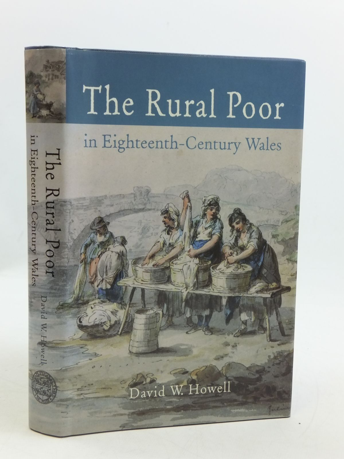 Photo of THE RURAL POOR IN EIGHTEENTH-CENTURY WALES written by Howell, David W. published by University of Wales (STOCK CODE: 2110656)  for sale by Stella & Rose's Books