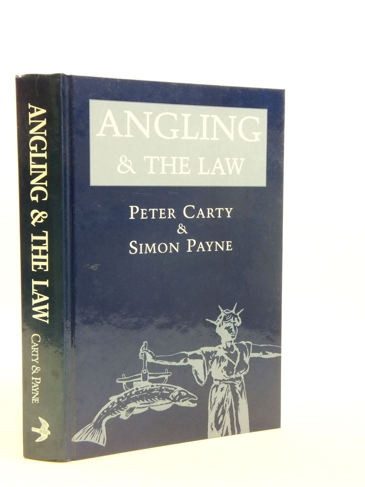 Photo of ANGLING & THE LAW written by Carty, Peter<br />Payne, Simon published by Merlin Unwin Books (STOCK CODE: 2110700)  for sale by Stella & Rose's Books