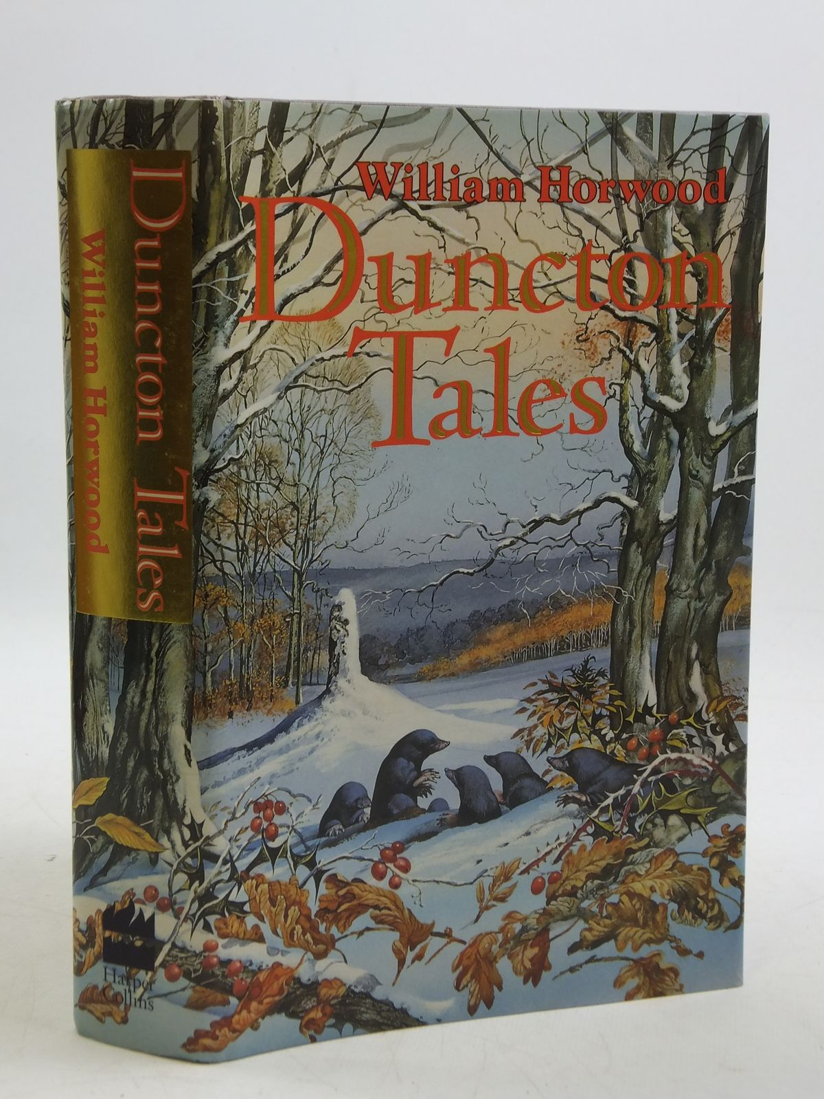 Photo of DUNCTON TALES written by Horwood, William published by Harper Collins (STOCK CODE: 2110714)  for sale by Stella & Rose's Books