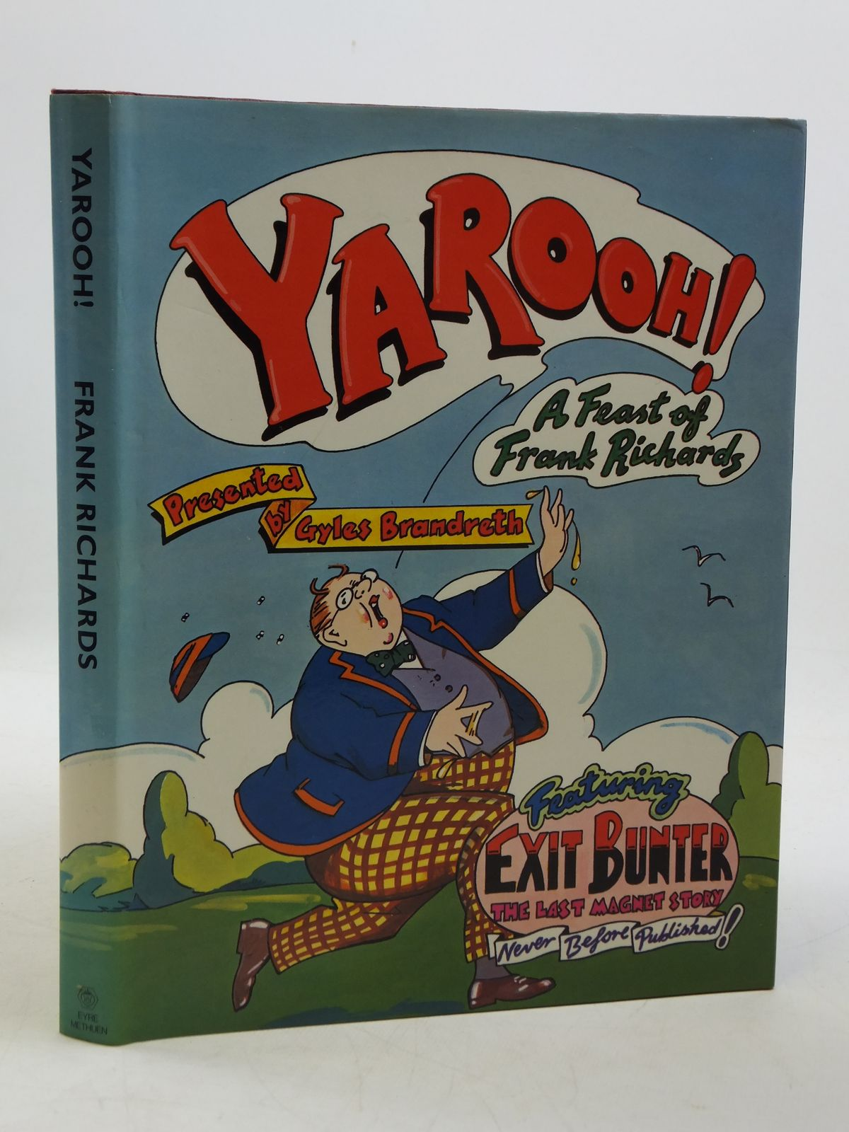 Photo of YAROOH! A FEAST OF FRANK RICHARDS written by Brandreth, Gyles<br />Richards, Frank published by Eyre & Methuen (STOCK CODE: 2110836)  for sale by Stella & Rose's Books