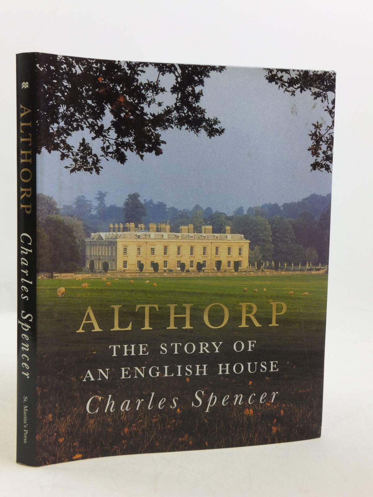 Photo of ALTHORP THE STORY OF AN ENGLISH HOUSE written by Spencer, Charles published by St. Martin's Press, New York (STOCK CODE: 2110910)  for sale by Stella & Rose's Books