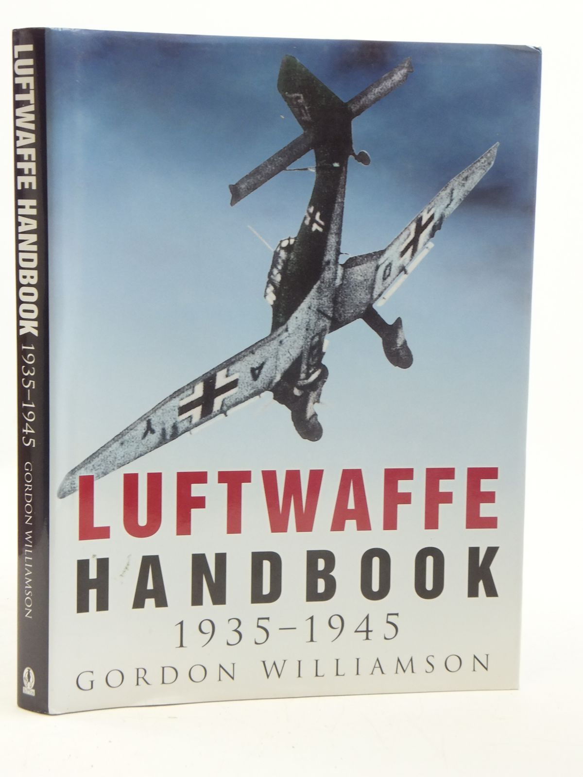 Photo of LUFTWAFFE HANDBOOK 1935-1945 written by Williamson, Gordon published by Sutton Publishing (STOCK CODE: 2111024)  for sale by Stella & Rose's Books