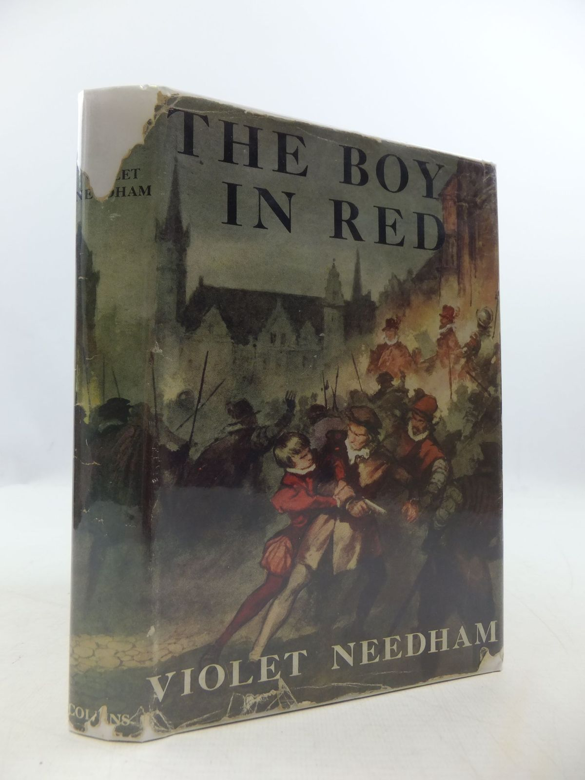 Photo of THE BOY IN RED written by Needham, Violet illustrated by Bruce, Joyce published by Collins (STOCK CODE: 2111072)  for sale by Stella & Rose's Books