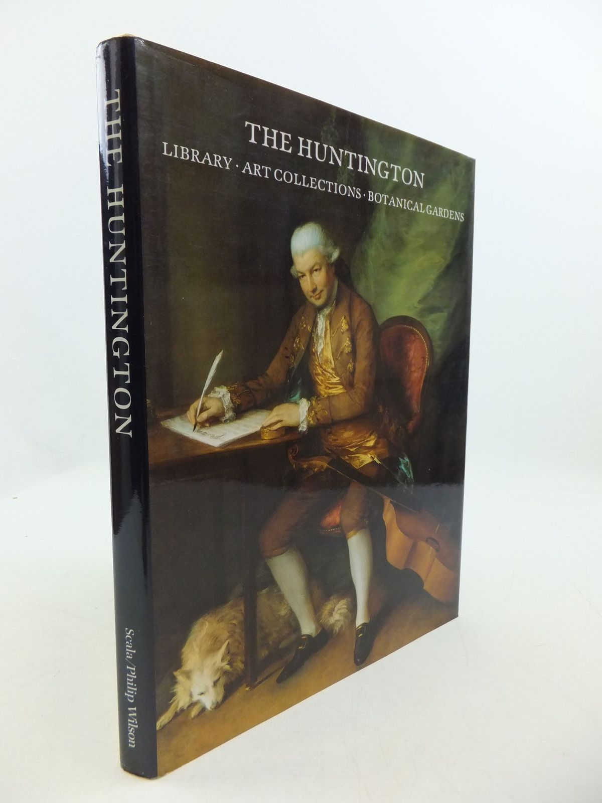 Photo of THE HUNTINGTON LIBRARY, ART COLLECTIONS, BOTANICAL GARDENS written by Pomeroy, Elizabeth published by Scalo, Philip Wilson (STOCK CODE: 2111088)  for sale by Stella & Rose's Books