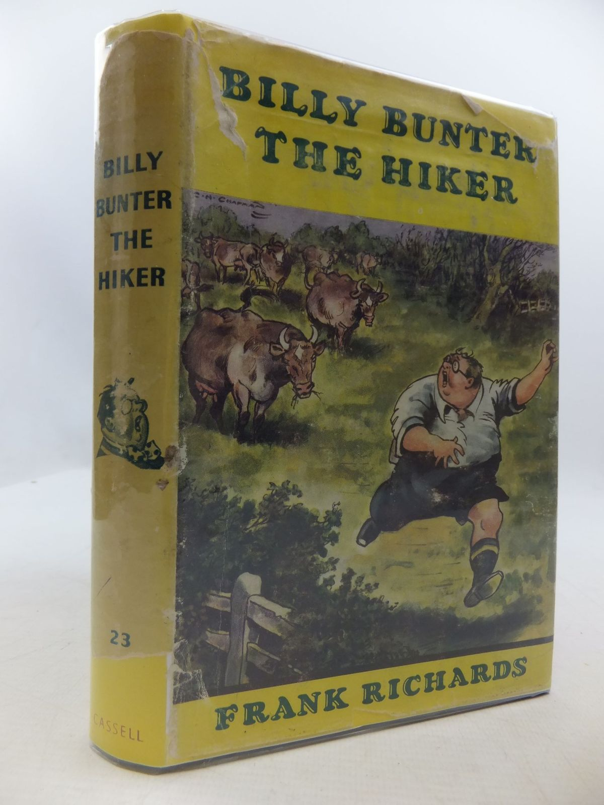 Photo of BILLY BUNTER THE HIKER