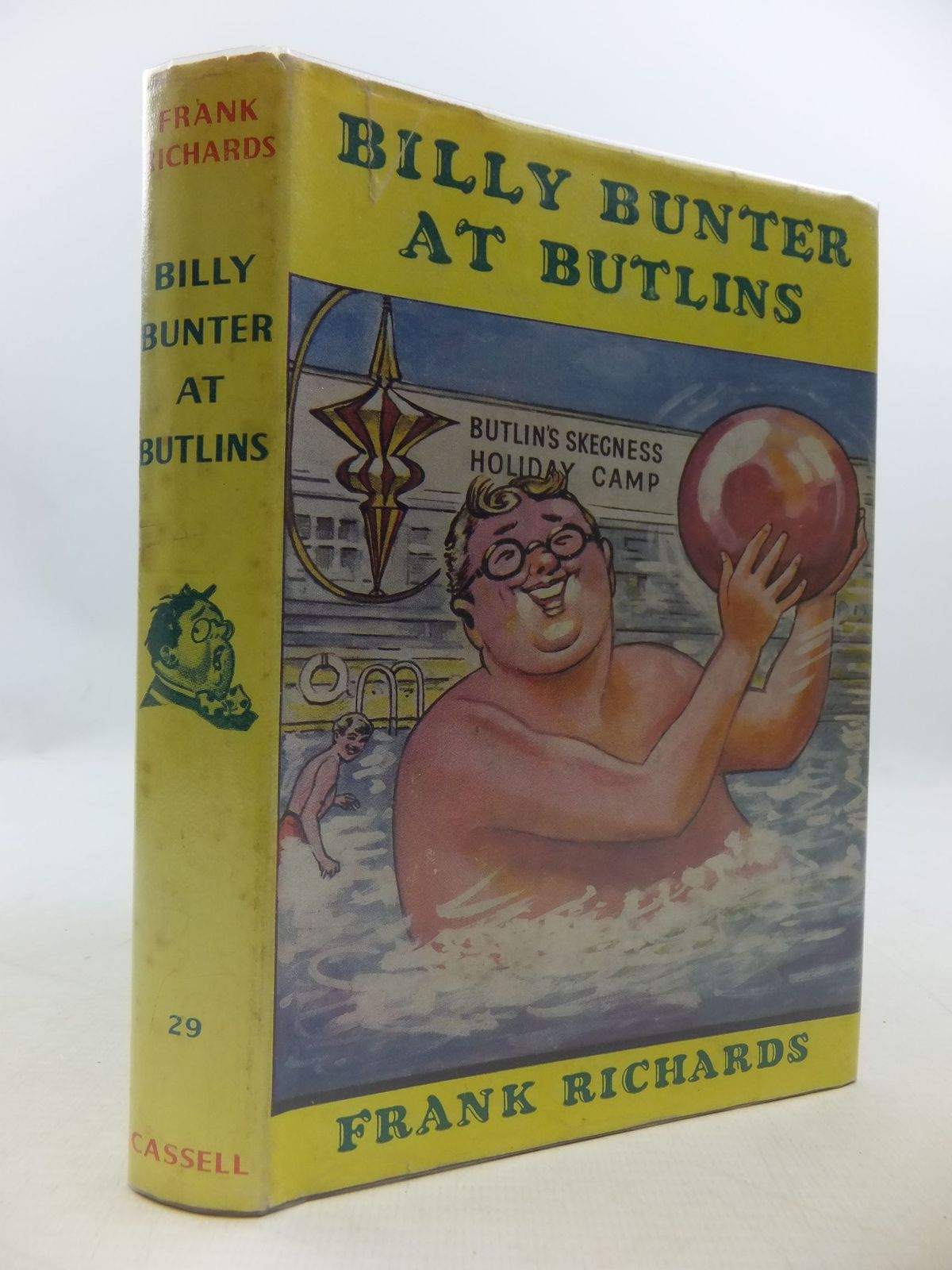 Photo of BILLY BUNTER AT BUTLINS
