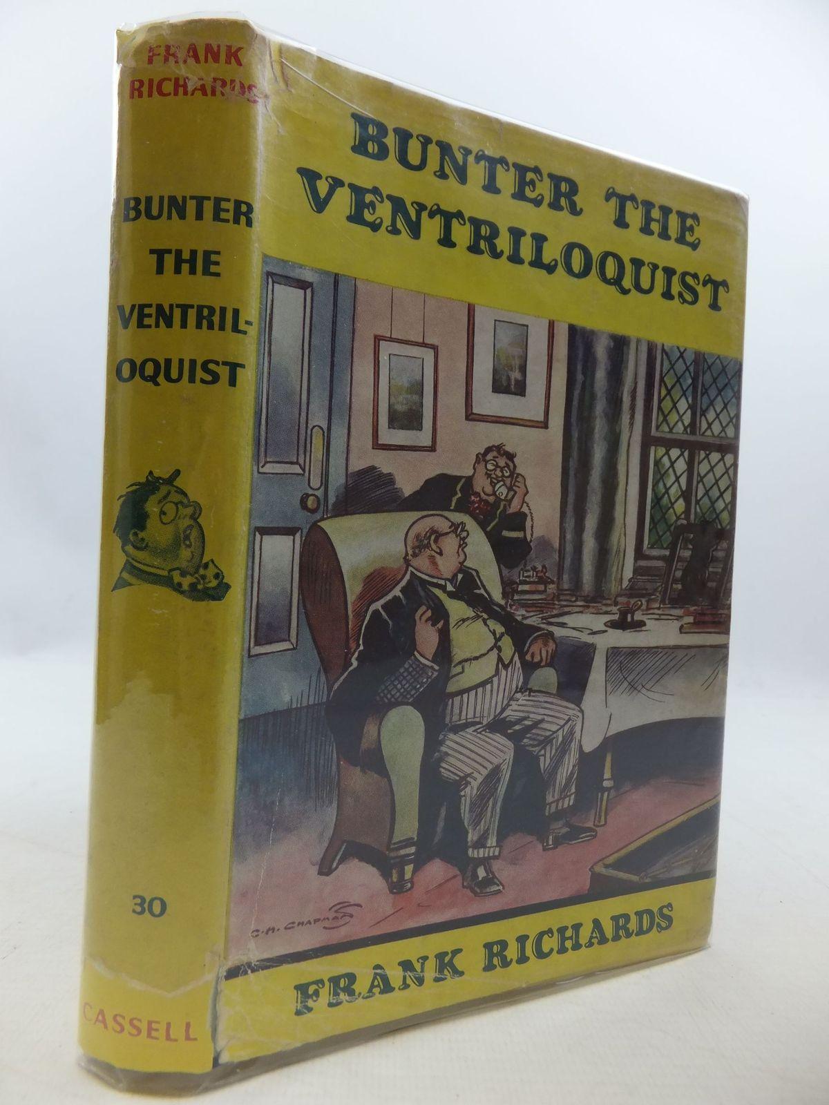 Photo of BUNTER THE VENTRILOQUIST