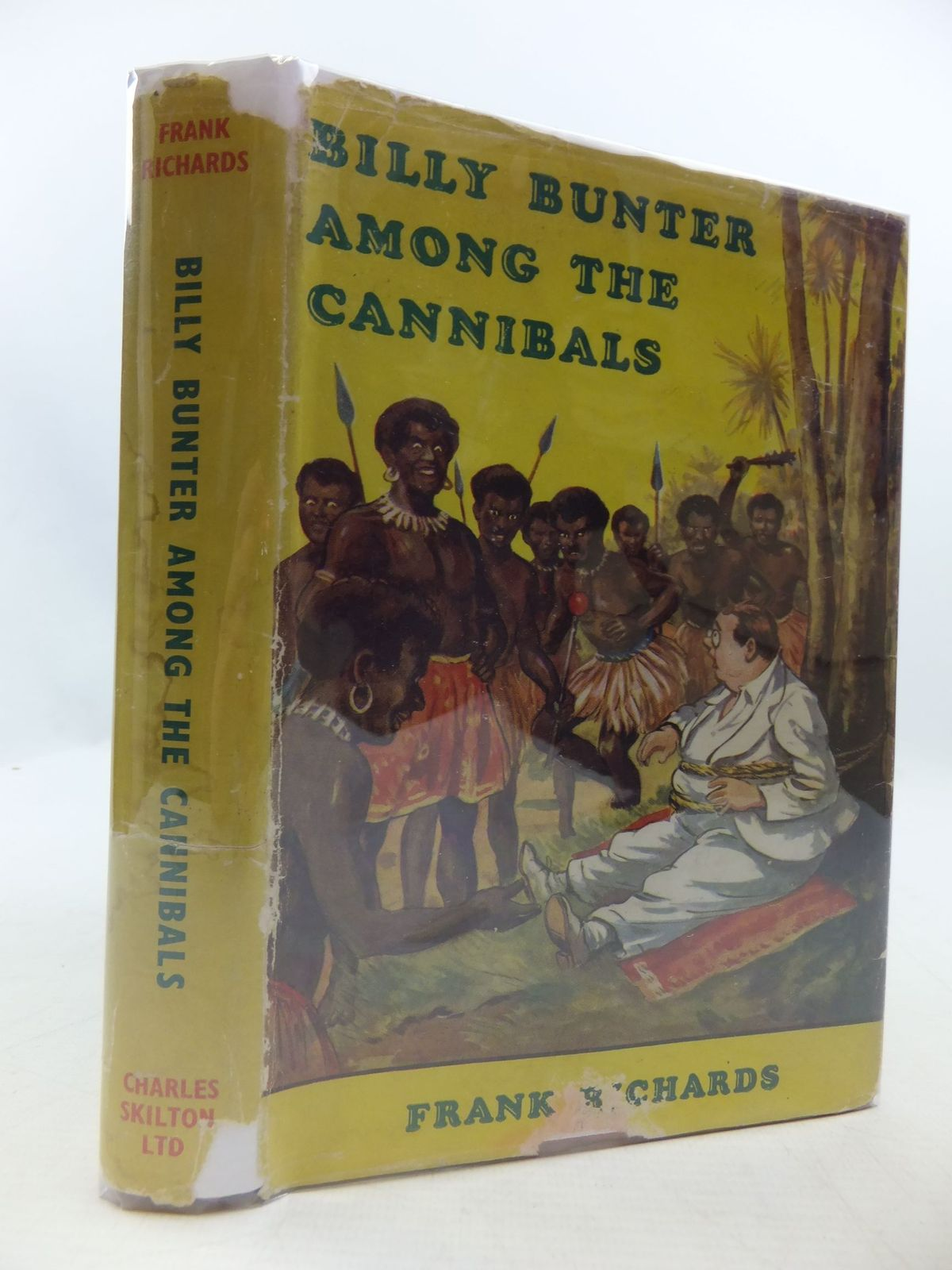 Photo of BILLY BUNTER AMONG THE CANNIBALS
