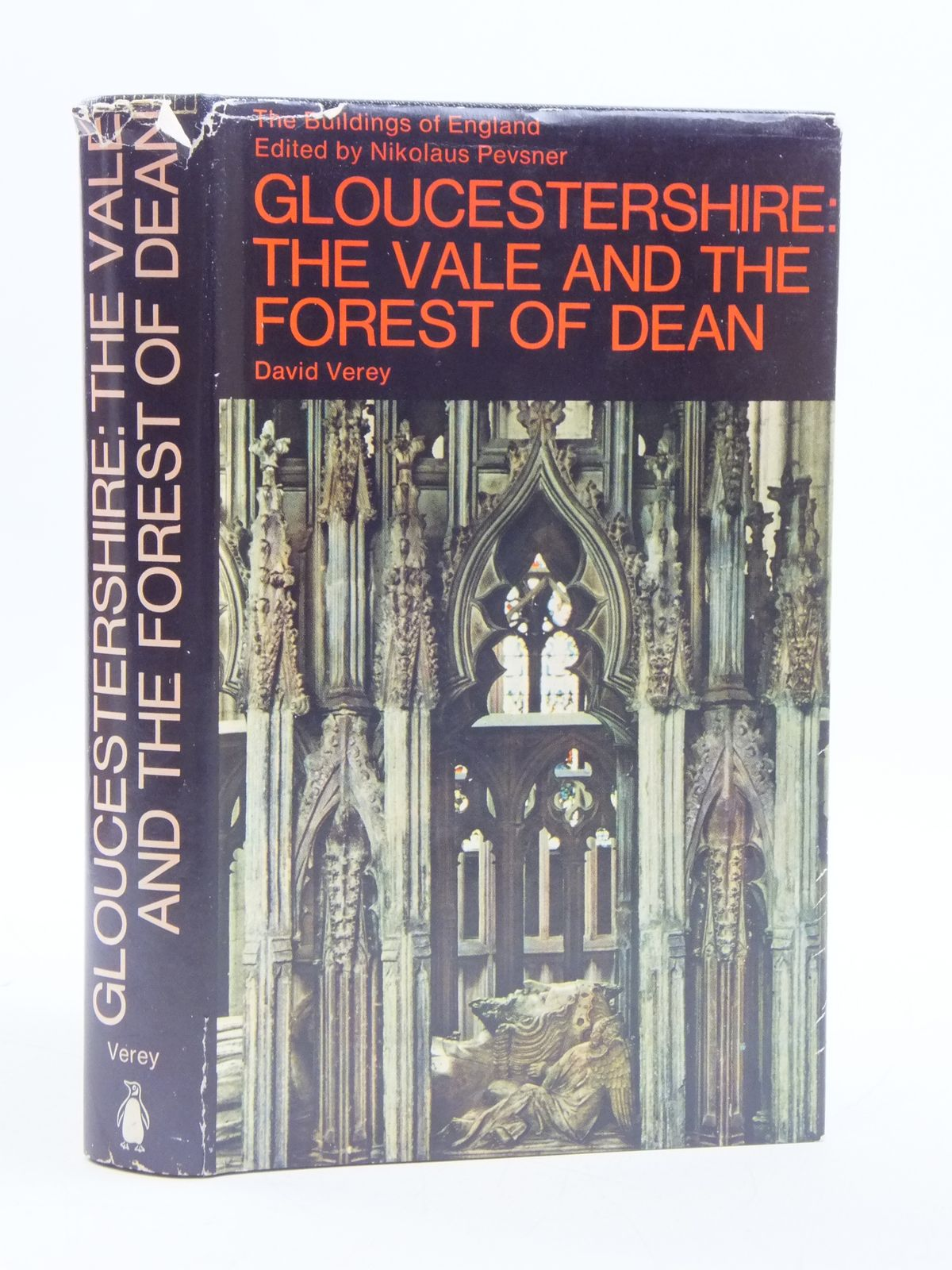 Photo of GLOUCESTERSHIRE 2: THE VALE AND THE FOREST OF DEAN (BUILDINGS OF ENGLAND)