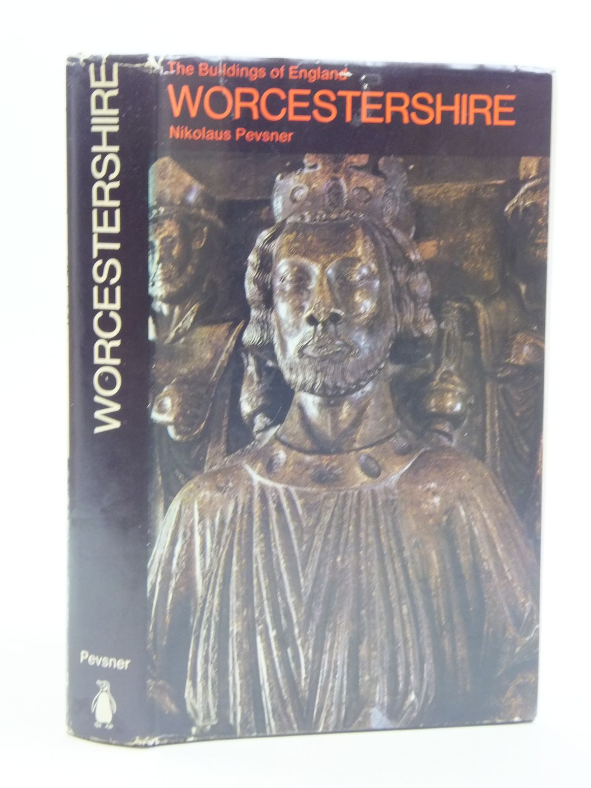 Photo of WORCESTERSHIRE (BUILDINGS OF ENGLAND)