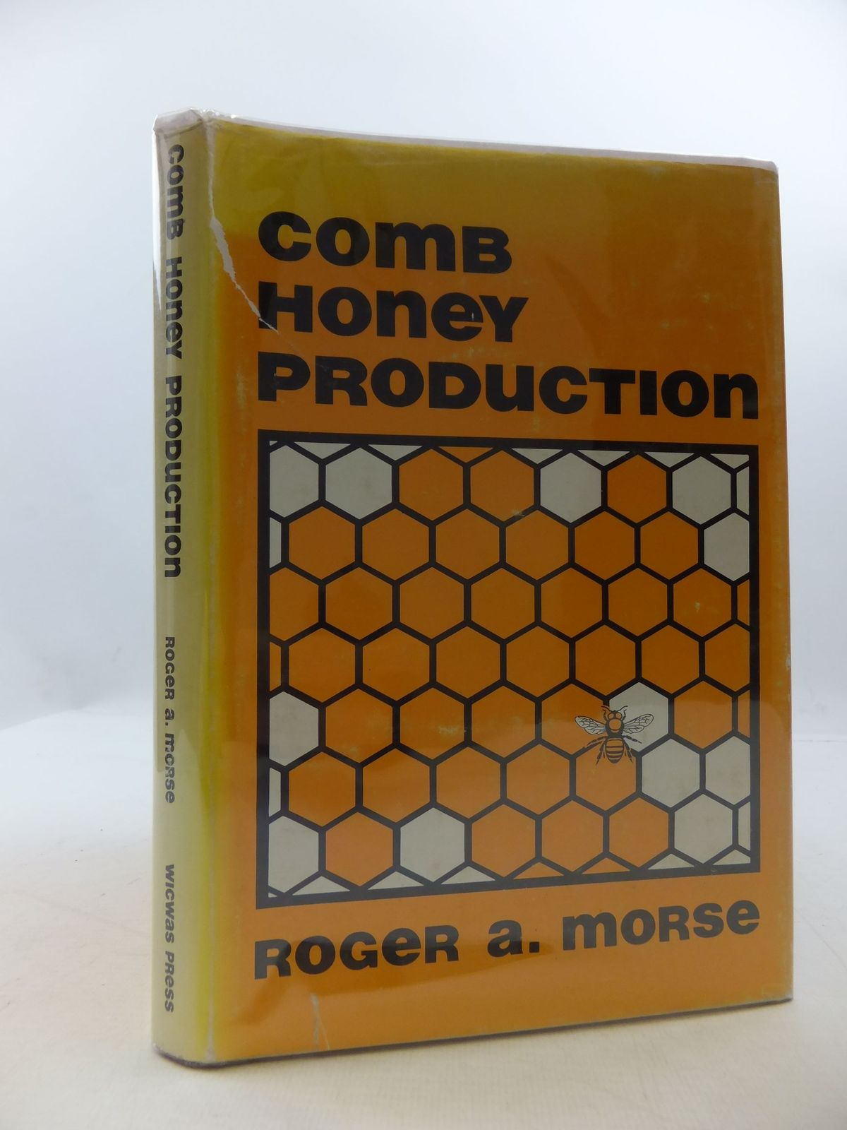 Photo of COMB HONEY PRODUCTION written by Morse, Roger A. published by Wicwas Press (STOCK CODE: 2111523)  for sale by Stella & Rose's Books