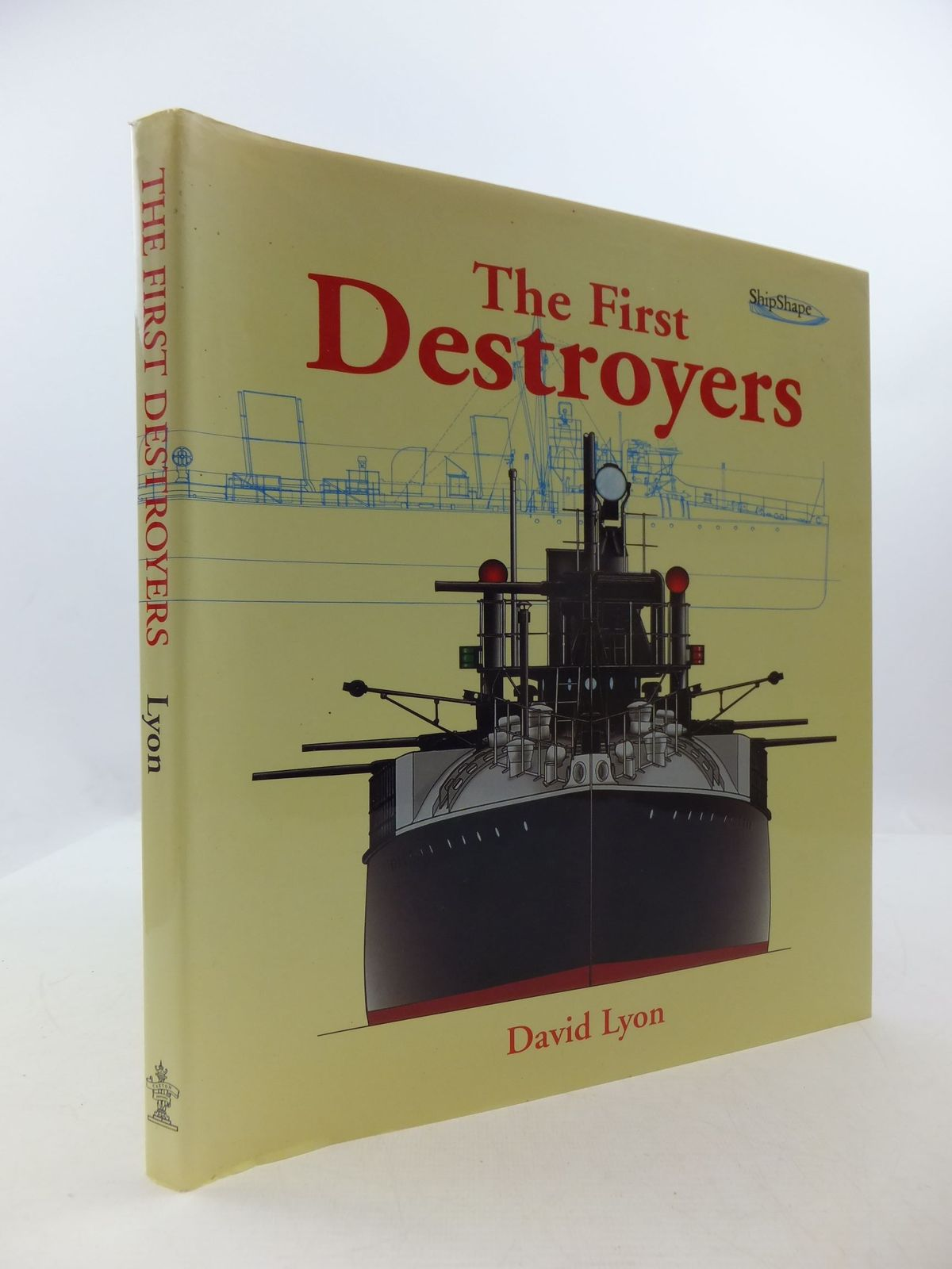 Photo of THE FIRST DESTROYERS written by Lyon, David published by Caxton Editions (STOCK CODE: 2111534)  for sale by Stella & Rose's Books