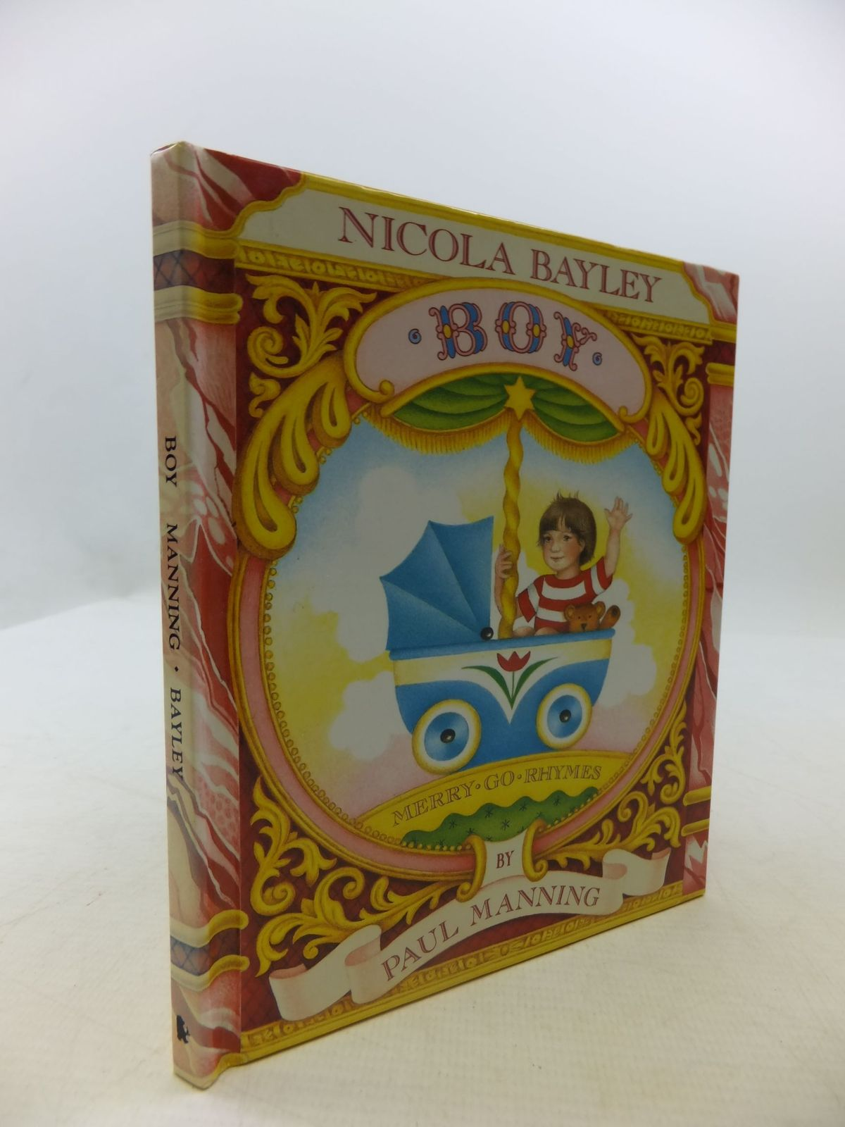 Photo of BOY written by Manning, Paul illustrated by Bayley, Nicola published by Walker Books (STOCK CODE: 2111591)  for sale by Stella & Rose's Books