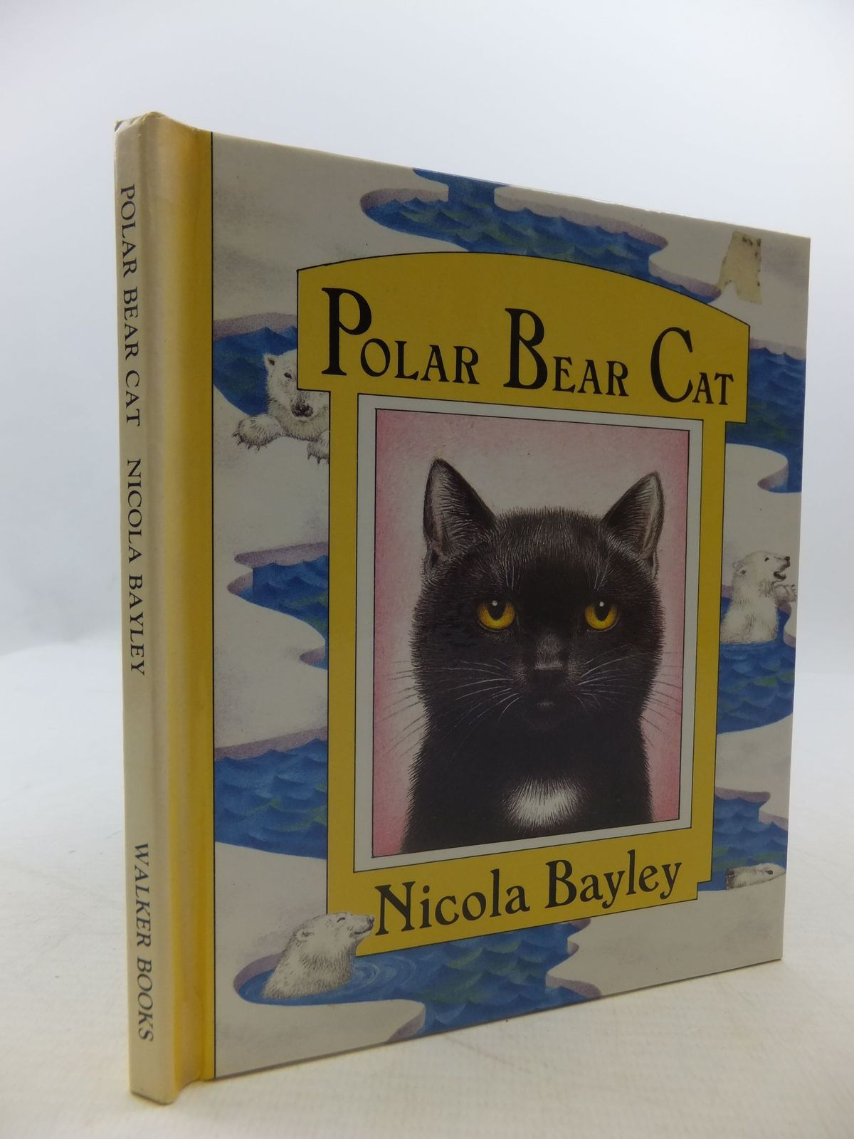 Photo of POLAR BEAR CAT written by Bayley, Nicola illustrated by Bayley, Nicola published by Walker Books (STOCK CODE: 2111596)  for sale by Stella & Rose's Books