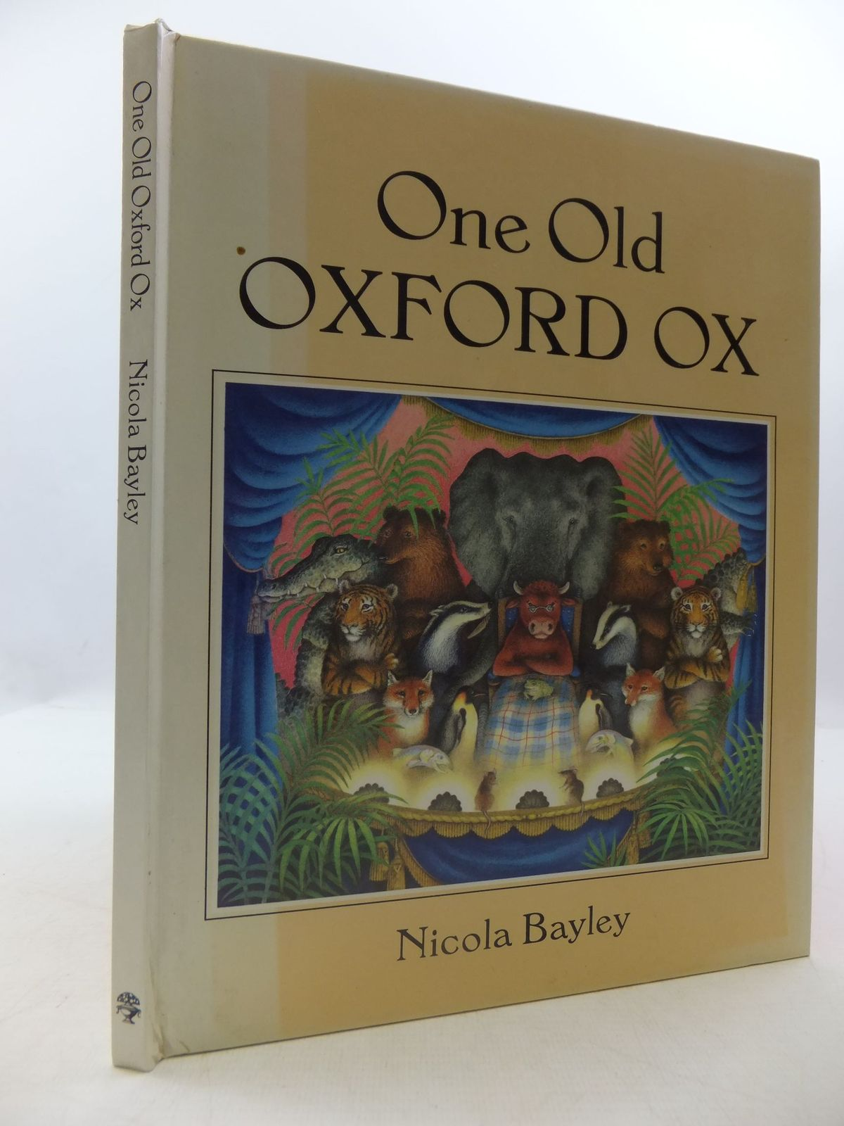 Photo of ONE OLD OXFORD OX written by Bayley, Nicola illustrated by Bayley, Nicola published by Jonathan Cape (STOCK CODE: 2111601)  for sale by Stella & Rose's Books