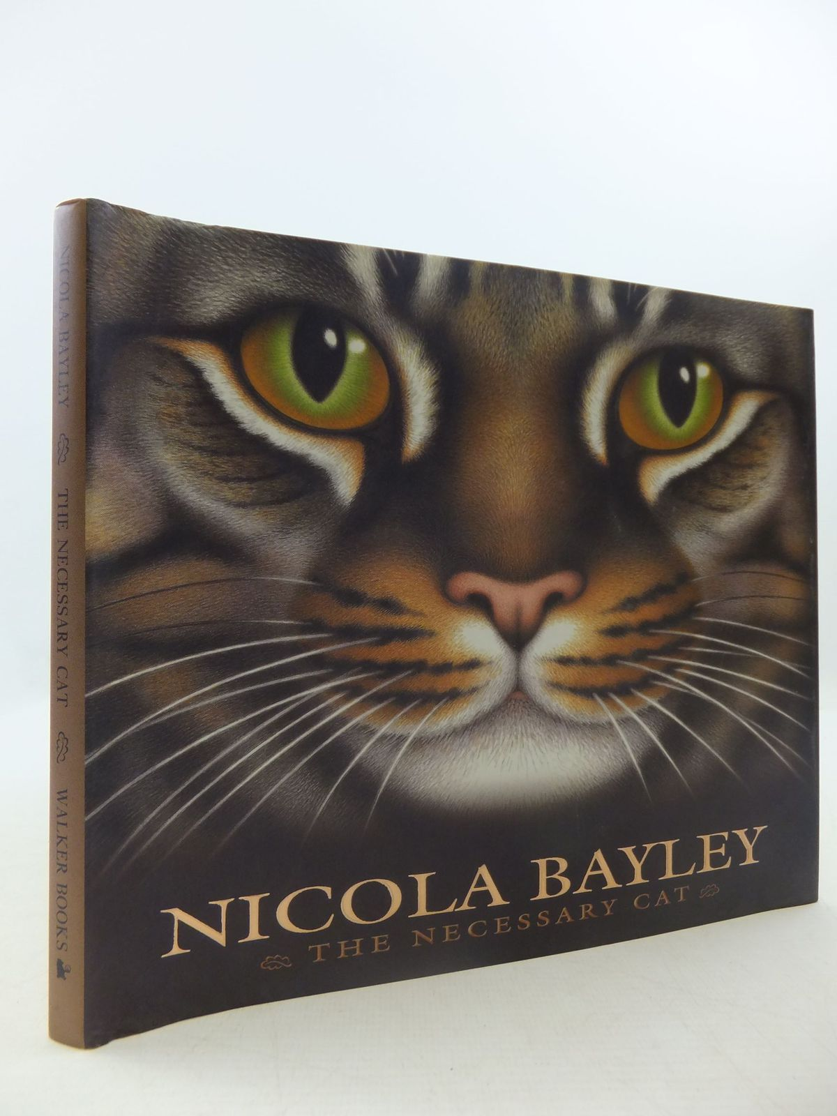 Photo of THE NECESSARY CAT written by Bayley, Nicola<br />Keats, John<br />Wordsworth, William<br />et al,  illustrated by Bayley, Nicola published by Walker Books (STOCK CODE: 2111603)  for sale by Stella & Rose's Books