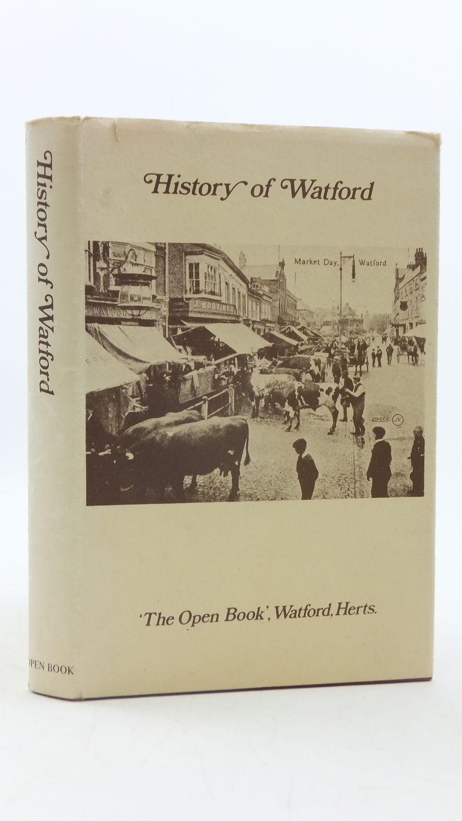 Photo of HISTORY OF WATFORD AND TRADE DITRECTORY