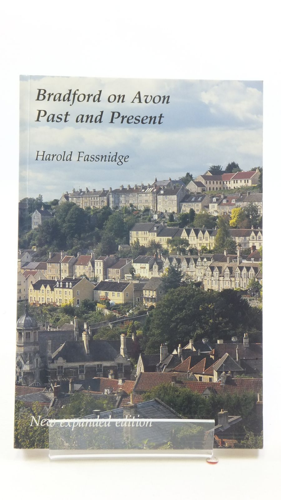 Photo of BRADFORD ON AVON PAST AND PRESENT written by Fassnidge, Harold published by Ex Libris Press (STOCK CODE: 2111625)  for sale by Stella & Rose's Books
