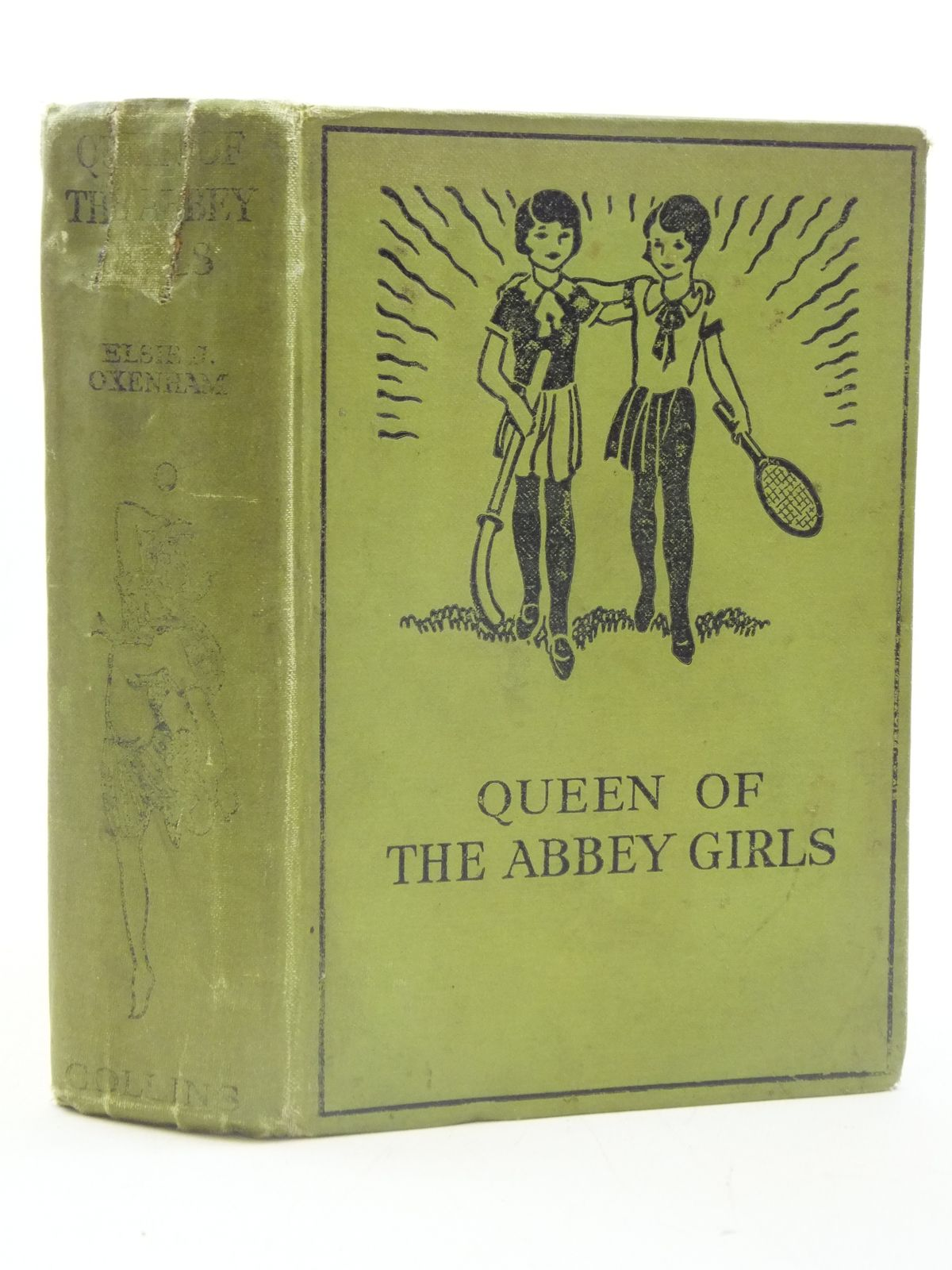 Photo of QUEEN OF THE ABBEY GIRLS