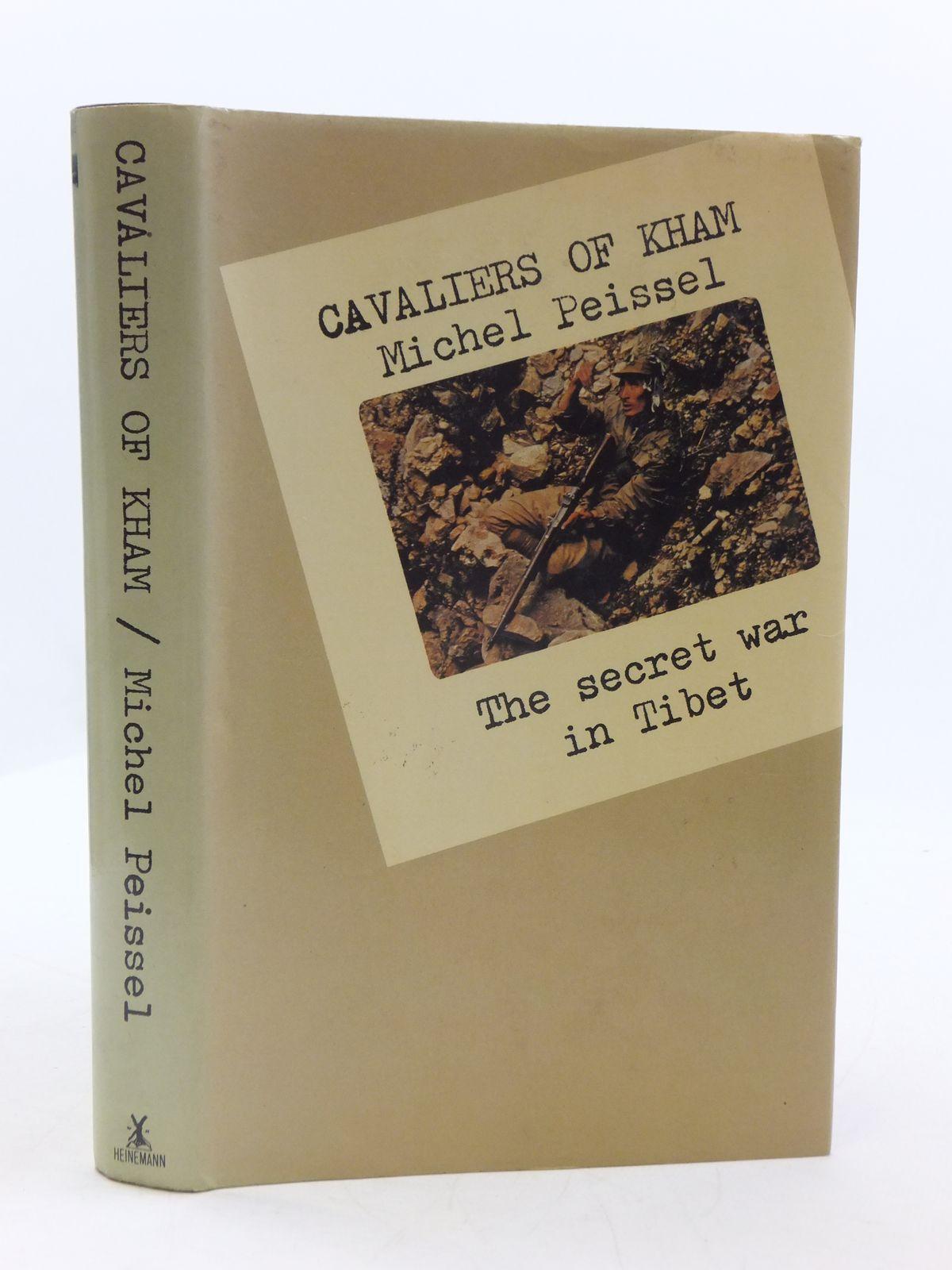 Photo of CAVALIERS OF KHAM THE SECRET WAR IN TIBET