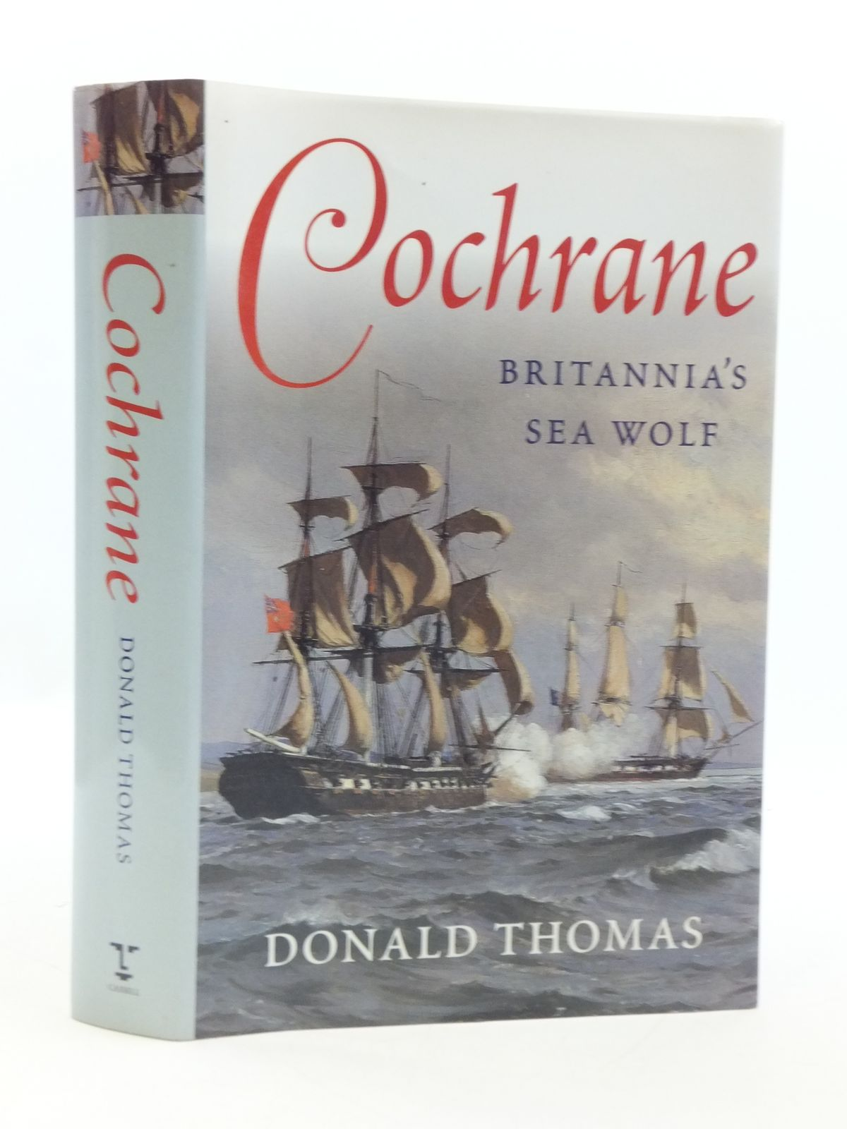 Photo of COCHRANE BRITANNIA'S SEA WOLF written by Thomas, Donald published by Cassell (STOCK CODE: 2111716)  for sale by Stella & Rose's Books