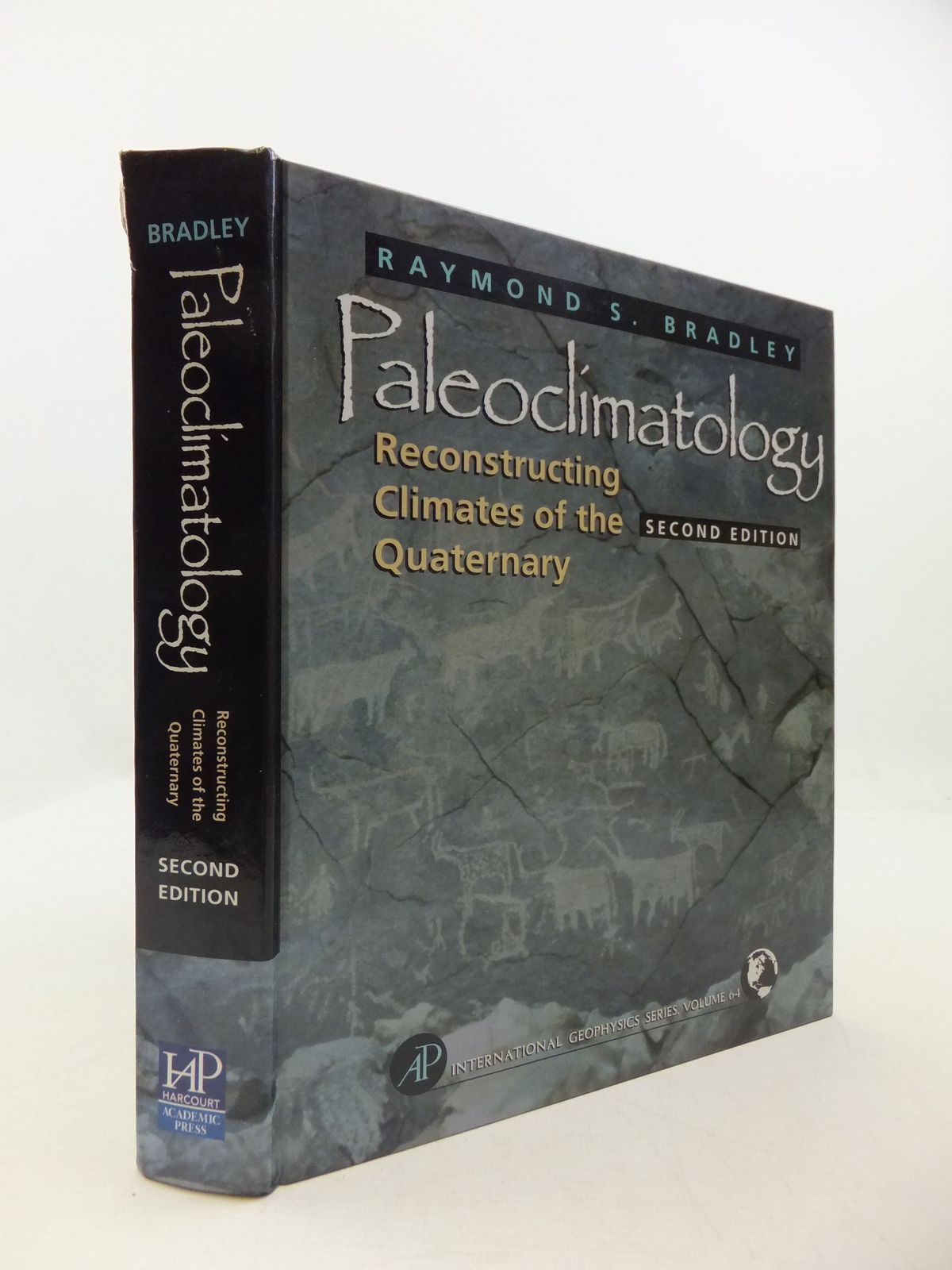 Photo of PALEOCLIMATOLOGY RECONSTRUCTING CLIMATES OF THE QUATERNARY written by Bradley, Raymond S. published by Harcourt, Academic Press (STOCK CODE: 2111724)  for sale by Stella & Rose's Books