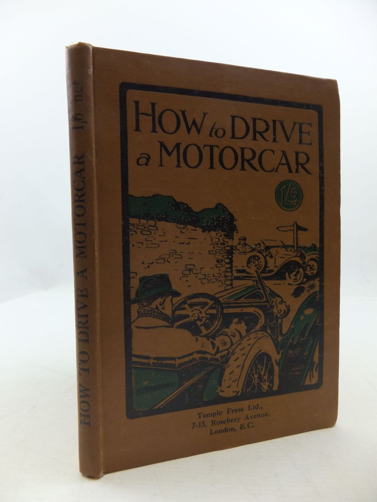 Photo of HOW TO DRIVE A MOTORCAR