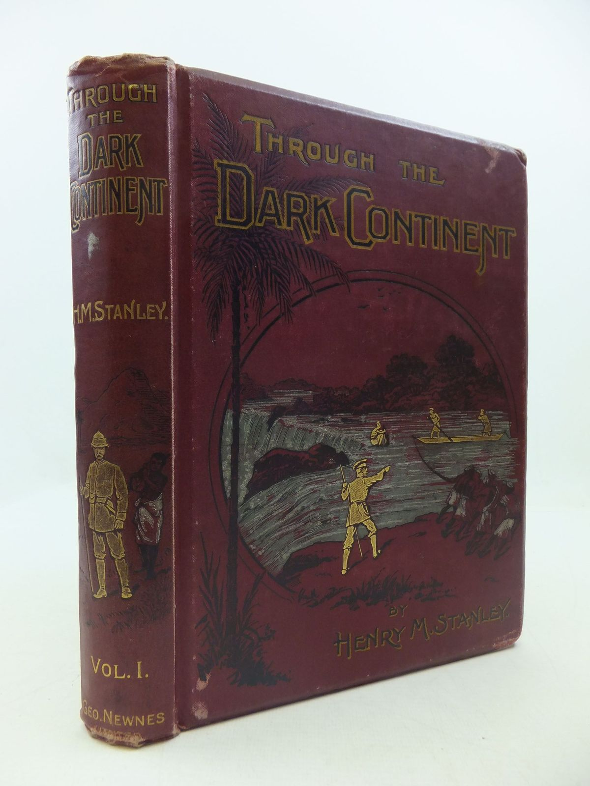 Photo of THROUGH THE DARK CONTINENT VOLUME I