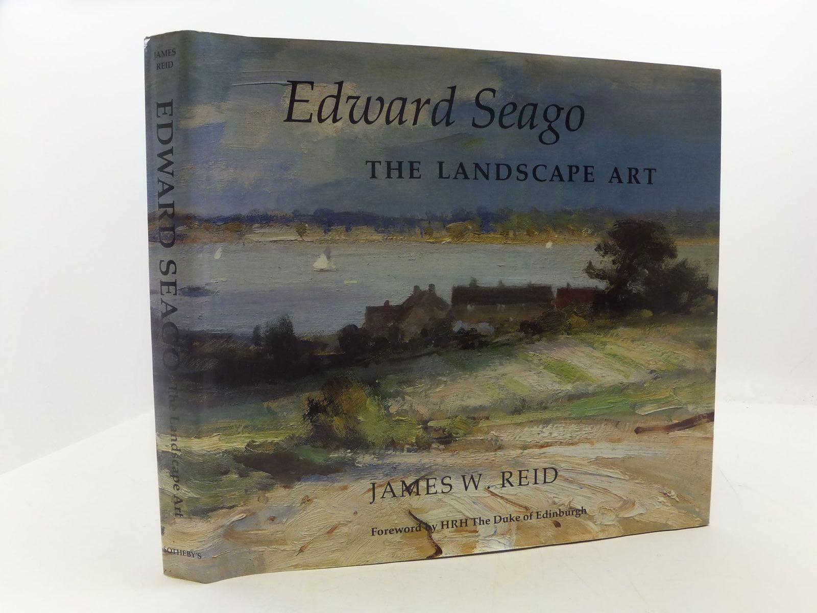 Photo of EDWARD SEAGO THE LANDSCAPE ART