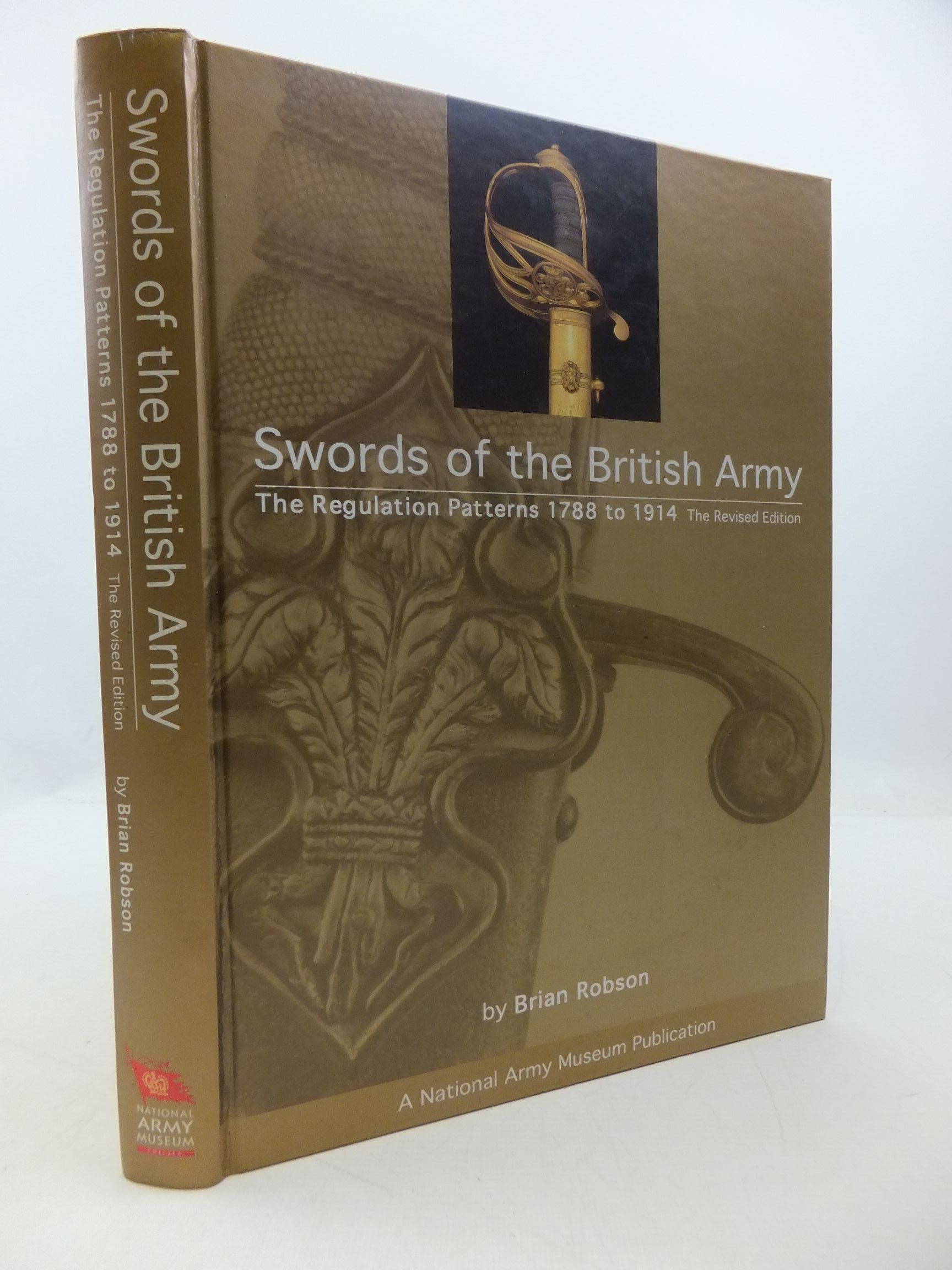 Photo of SWORDS OF THE BRITISH ARMY