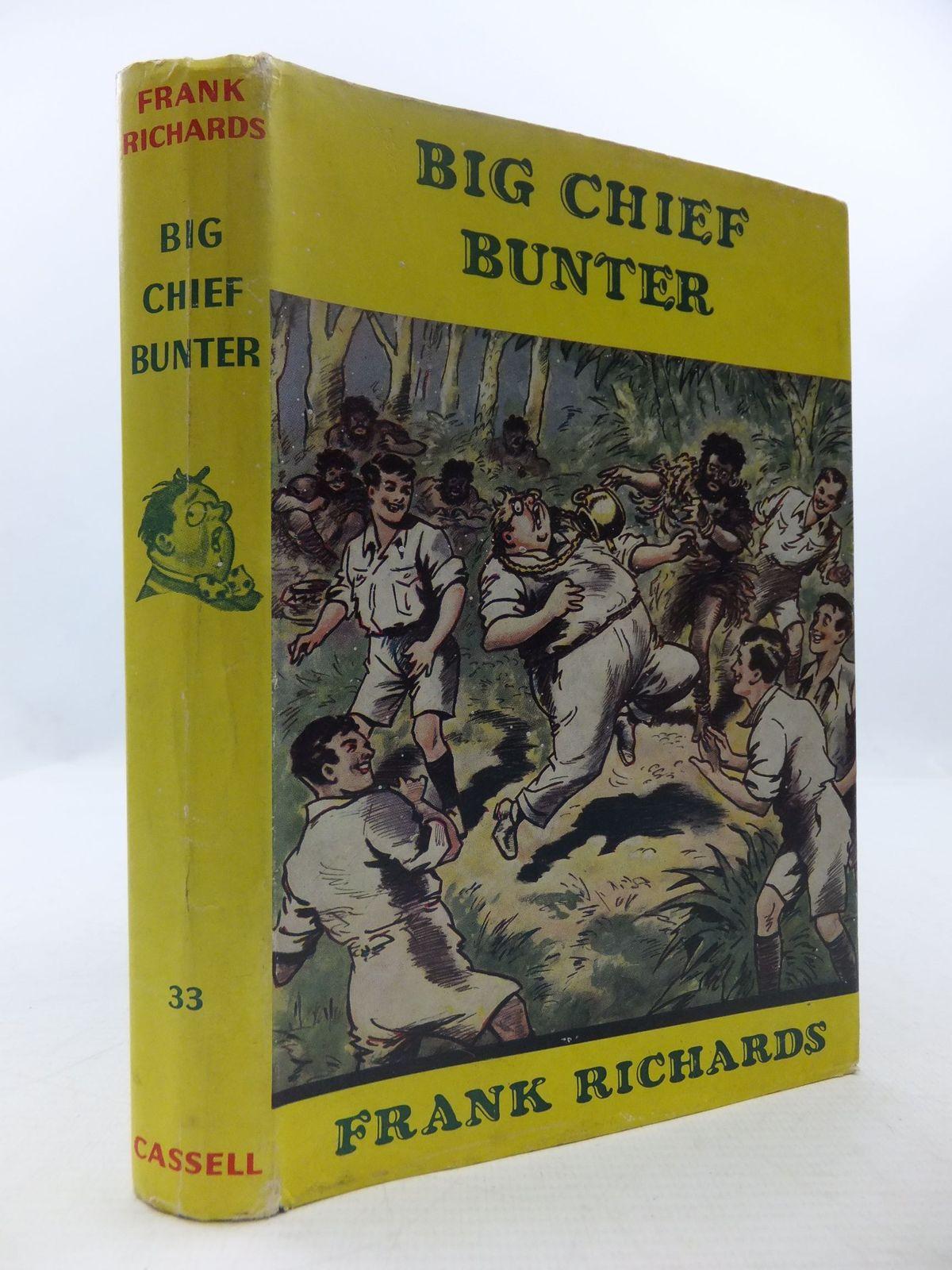 Photo of BIG CHIEF BUNTER