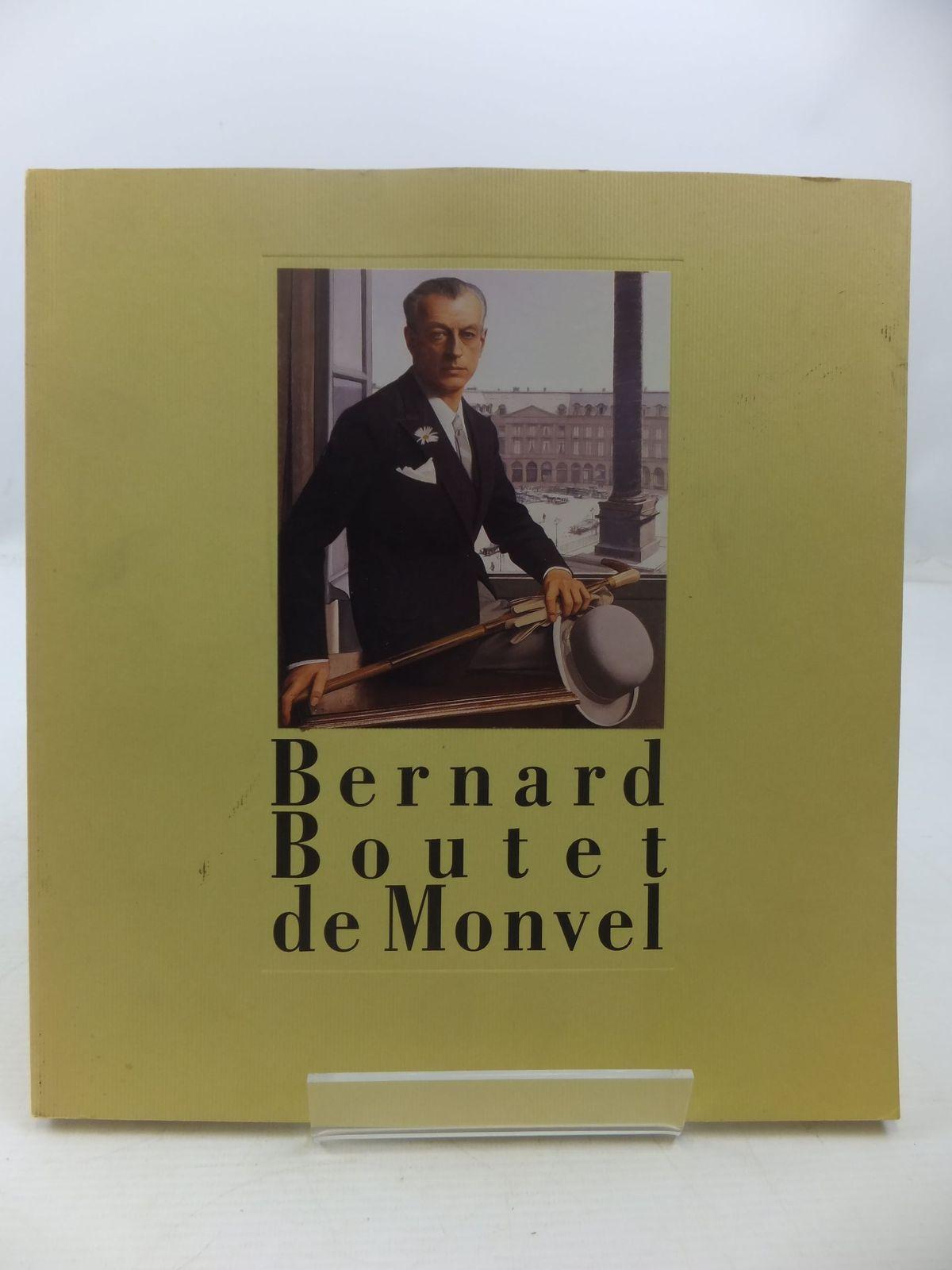 Photo of BERNARD BOUTET DE MONVEL