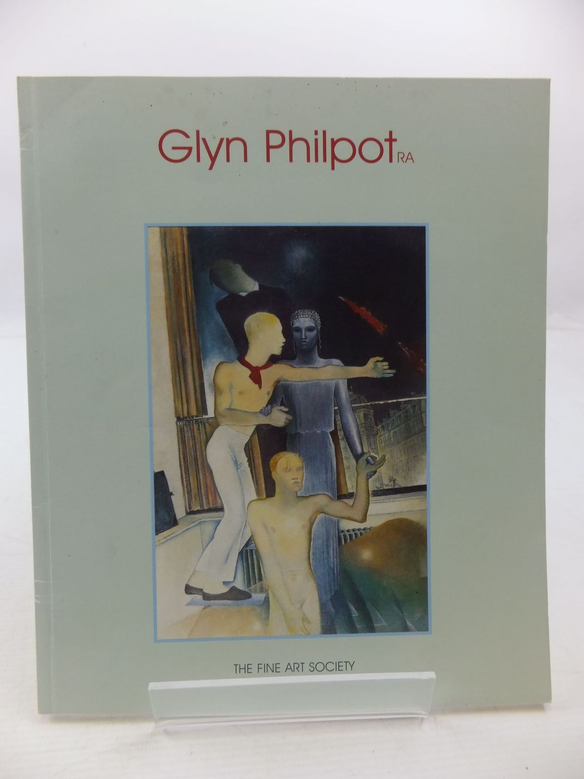 Photo of GLYN PHILPOT PAINTINGS, DRAWINGS AND SCULPTURES FROM THE ESTATE OF GABRIELLE CROSS