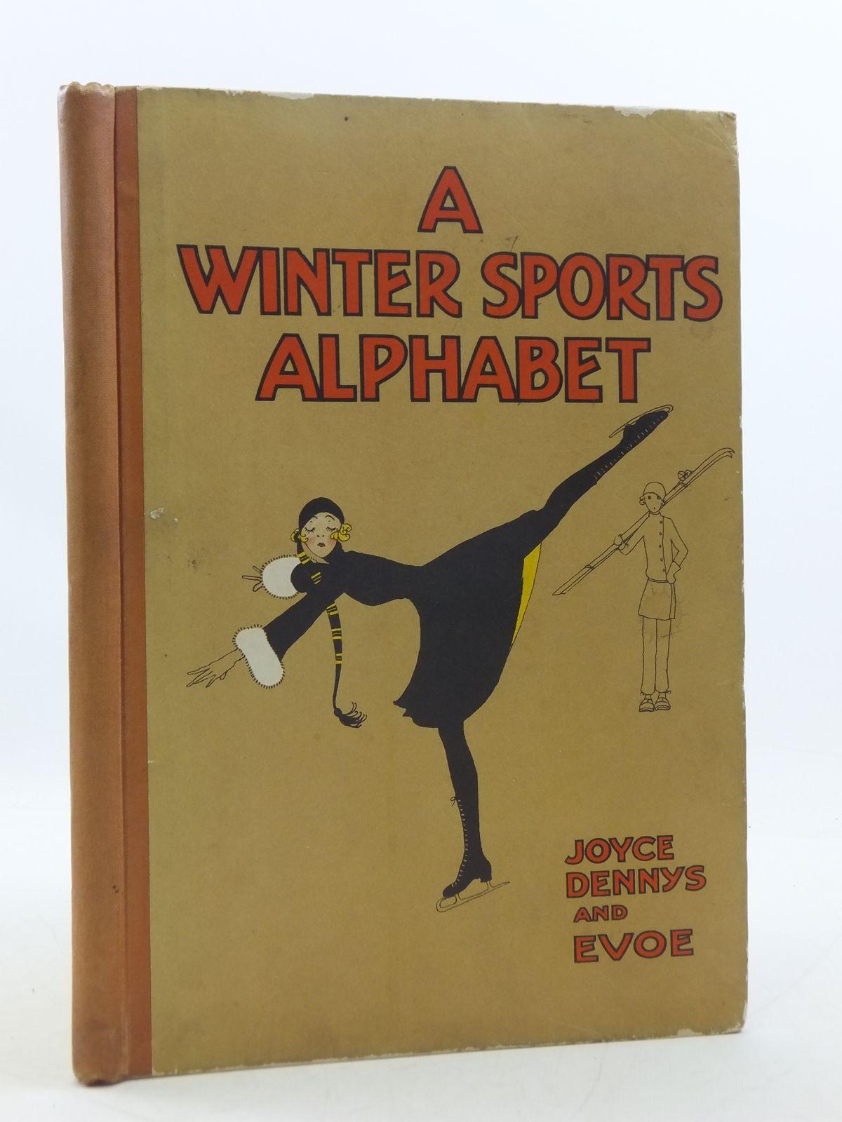 Photo of A WINTER SPORTS ALPHABET
