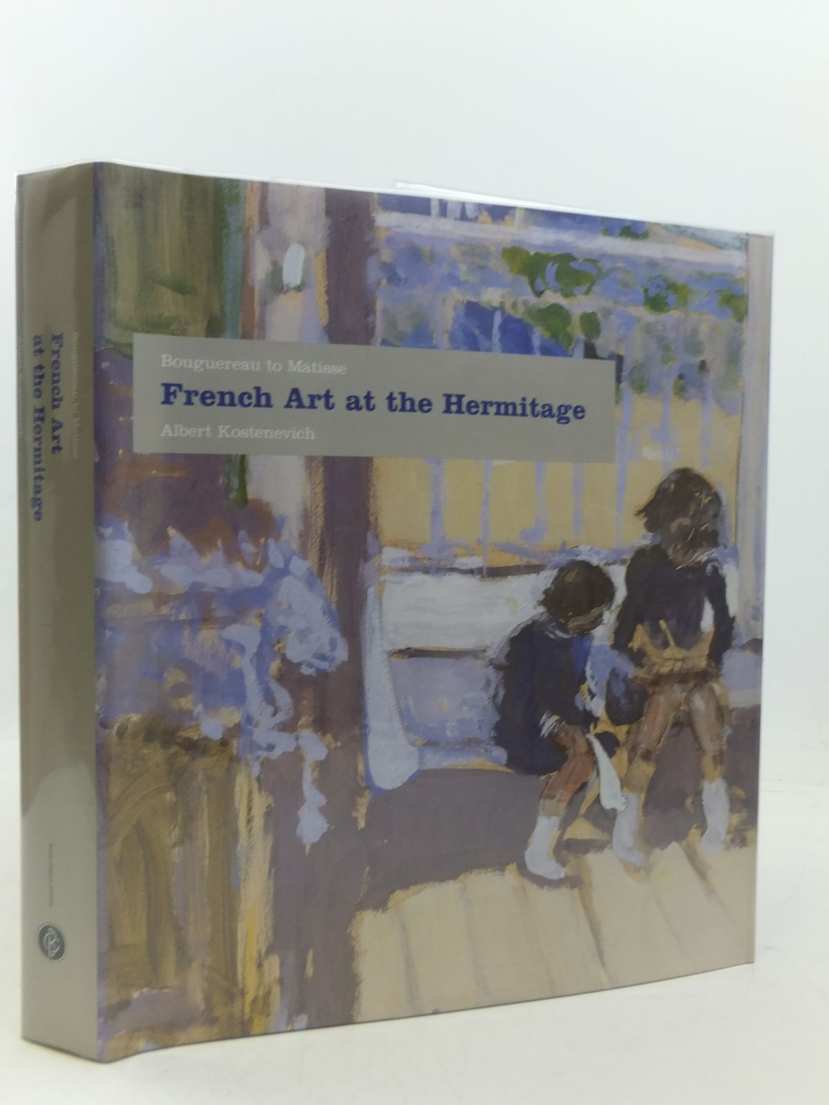 Photo of BOUGUEREAU TO MATISSE FRENCH ART AT THE HERMITAGE 1860-1950
