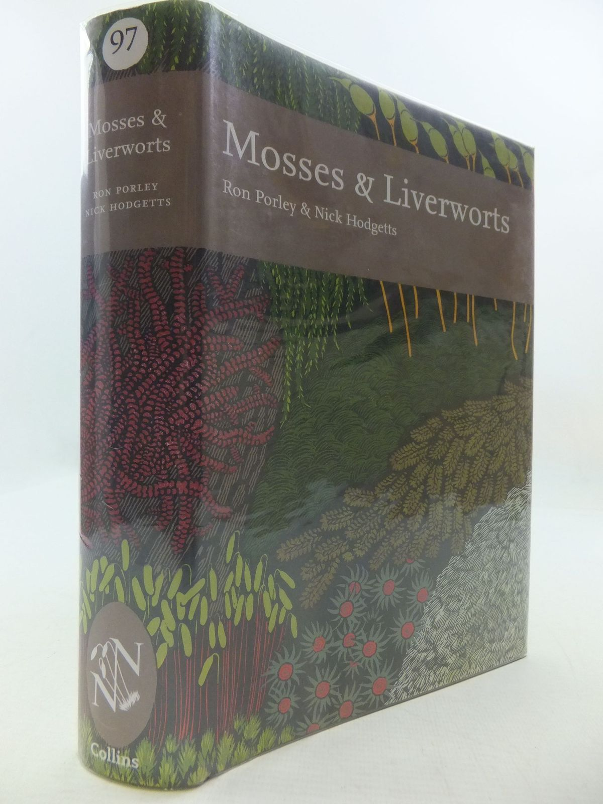 Photo of MOSSES & LIVERWORTS (NN 97) written by Porley, Ron<br />Hodgetts, Nick published by Collins (STOCK CODE: 2112072)  for sale by Stella & Rose's Books
