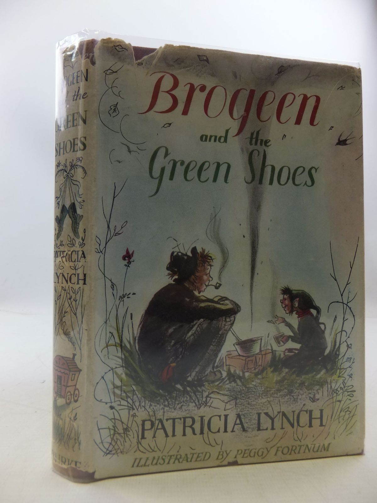 Photo of BROGEEN AND THE GREEN SHOES