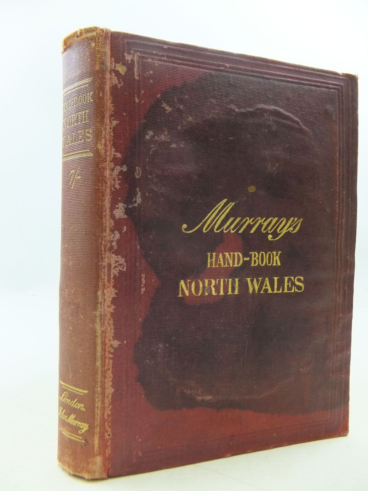 Photo of A HANDBOOK FOR TRAVELLERS IN NORTH WALES