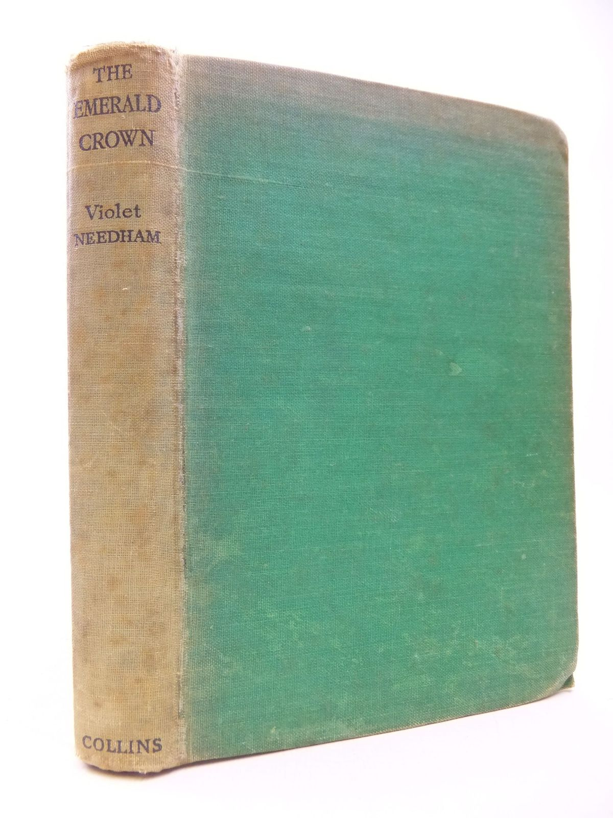 Photo of THE EMERALD CROWN written by Needham, Violet illustrated by Bullen, Anne published by Collins (STOCK CODE: 2112101)  for sale by Stella & Rose's Books