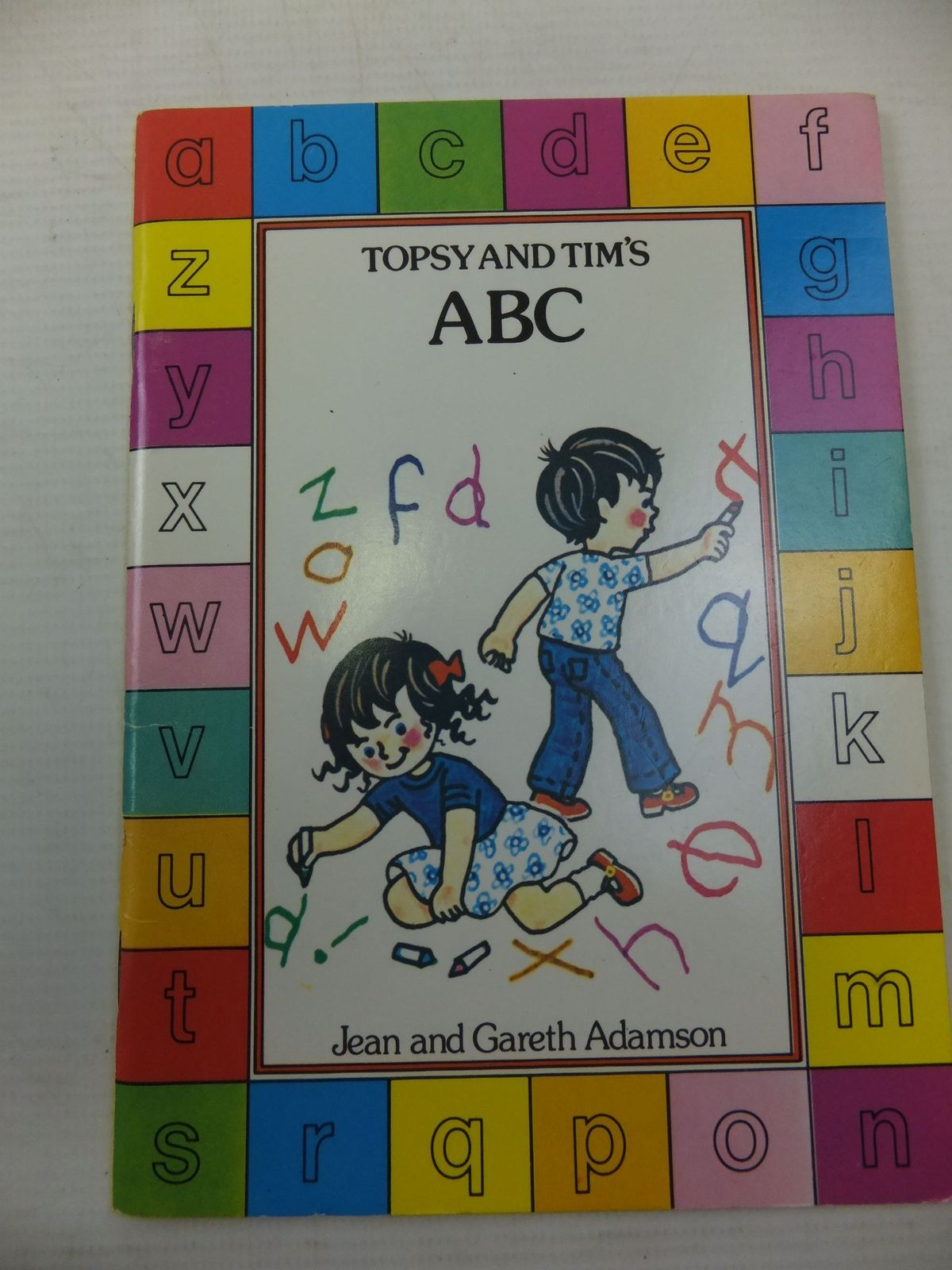 Photo of TOPSY AND TIM'S ABC